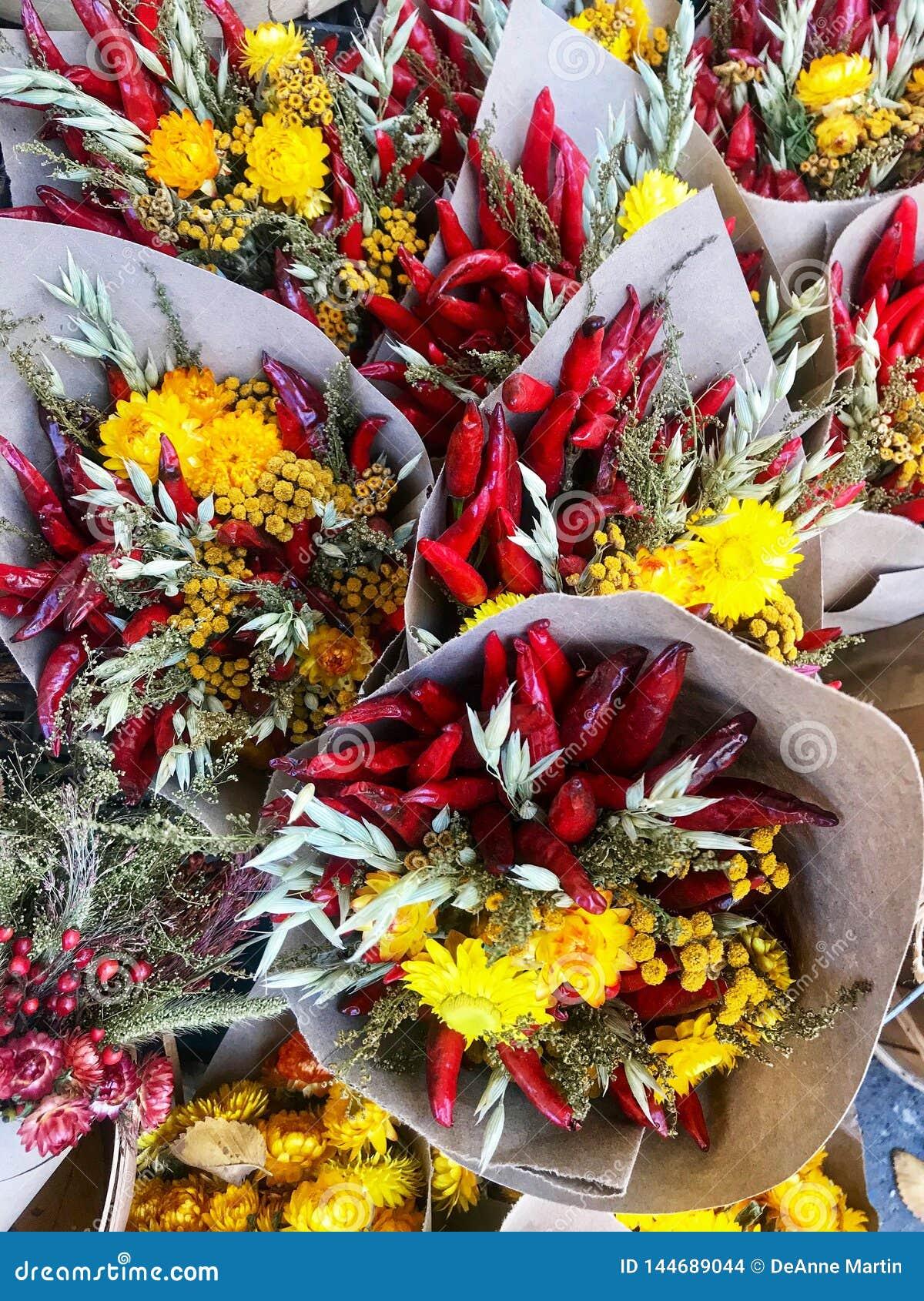 Ανθοδέσμες λουλουδιών