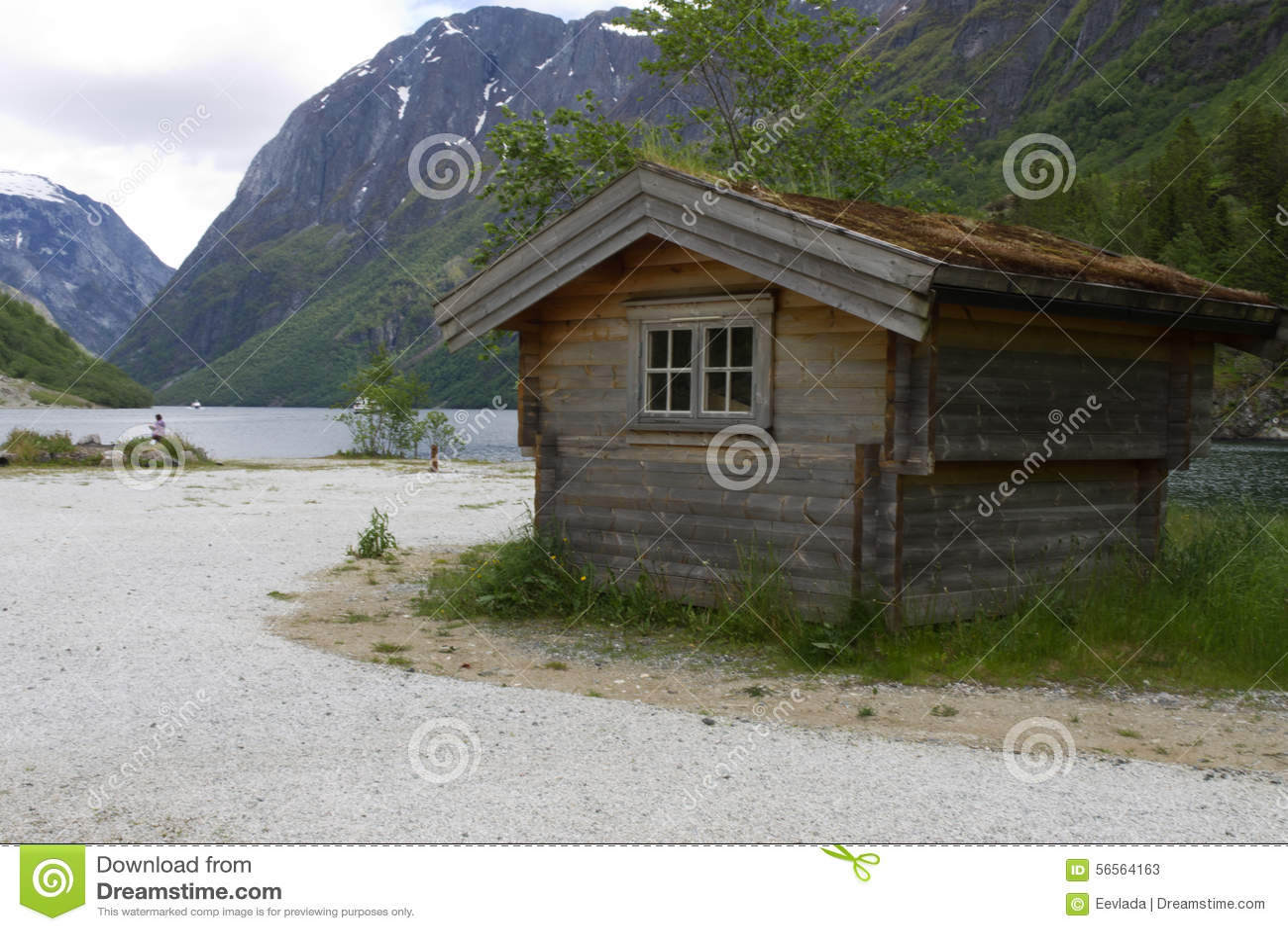 Download Κινηματογράφηση σε πρώτο πλάνο σπιτιών φρουράς Στοκ Εικόνα - εικόνα από north, παλαιός: 56564163
