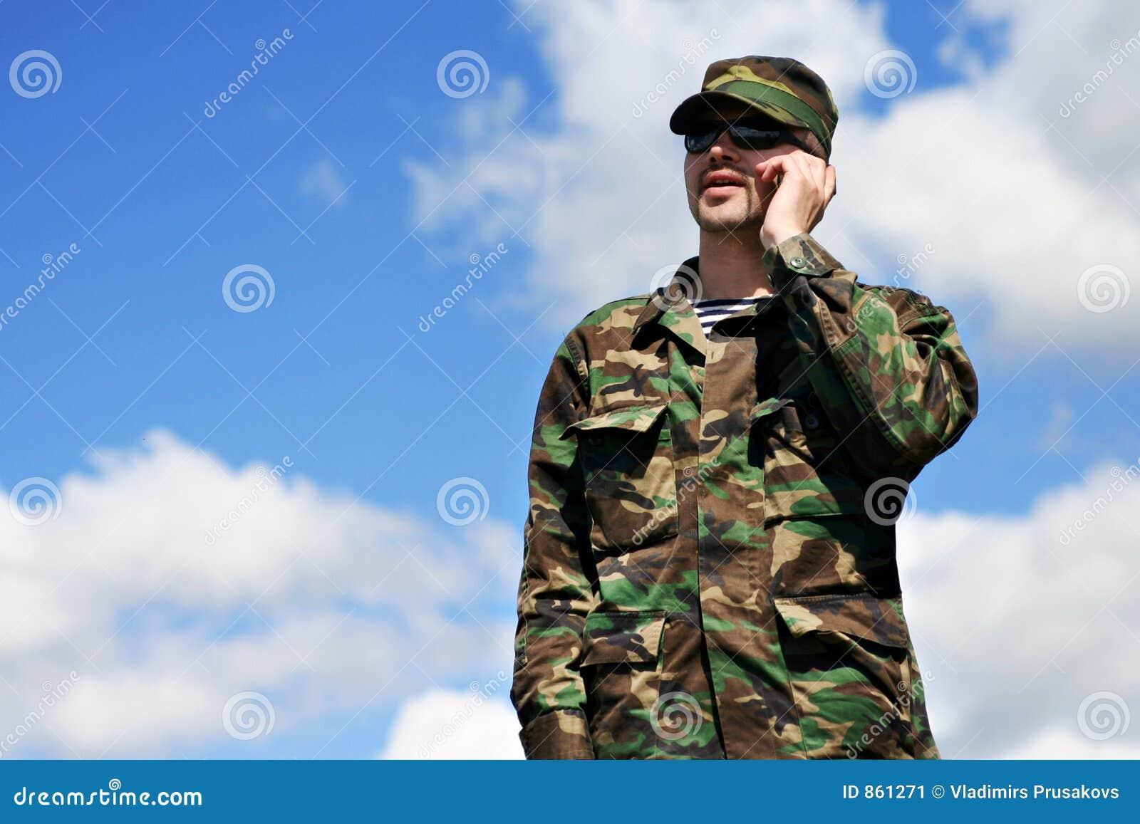 κινητός στρατιώτης
