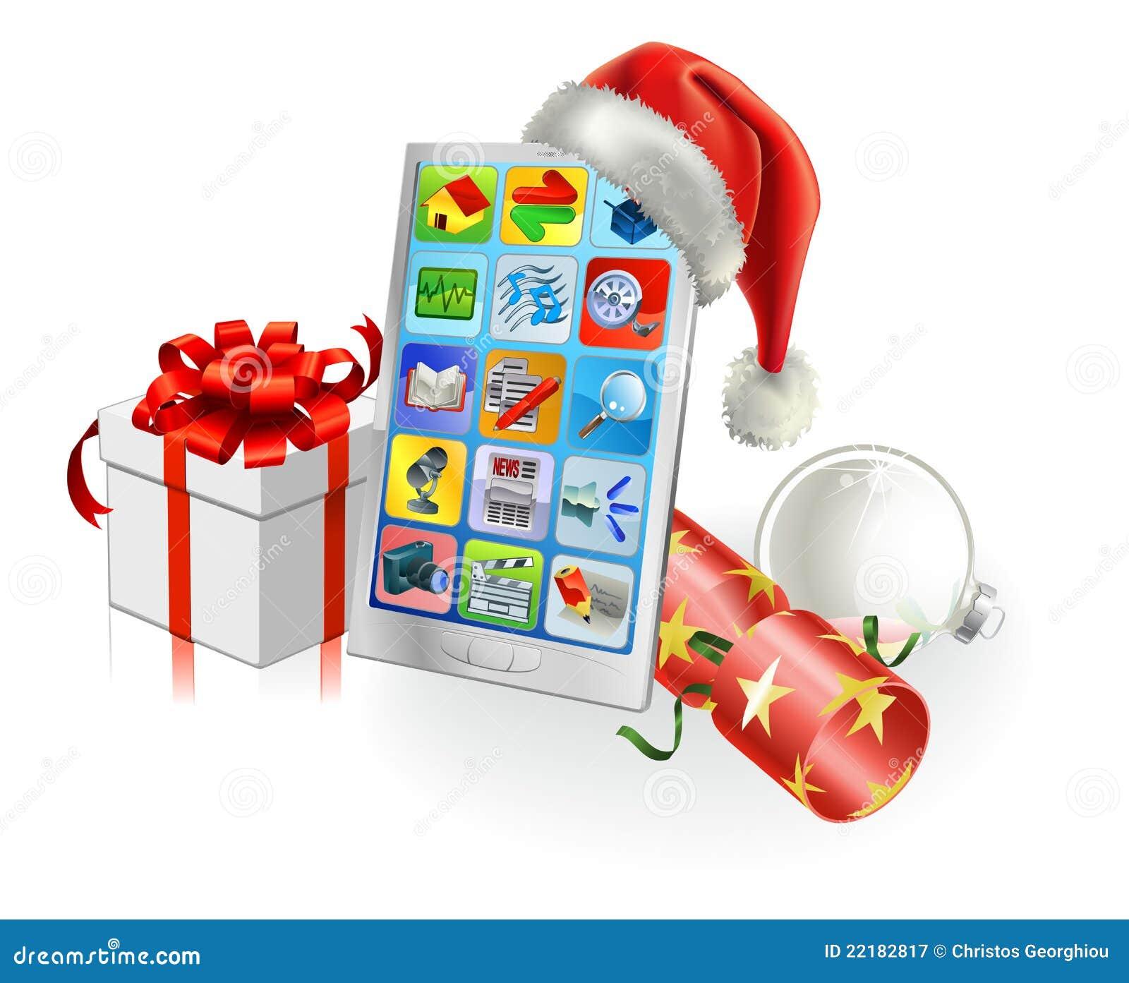 κινητό τηλέφωνο Χριστουγέ&n