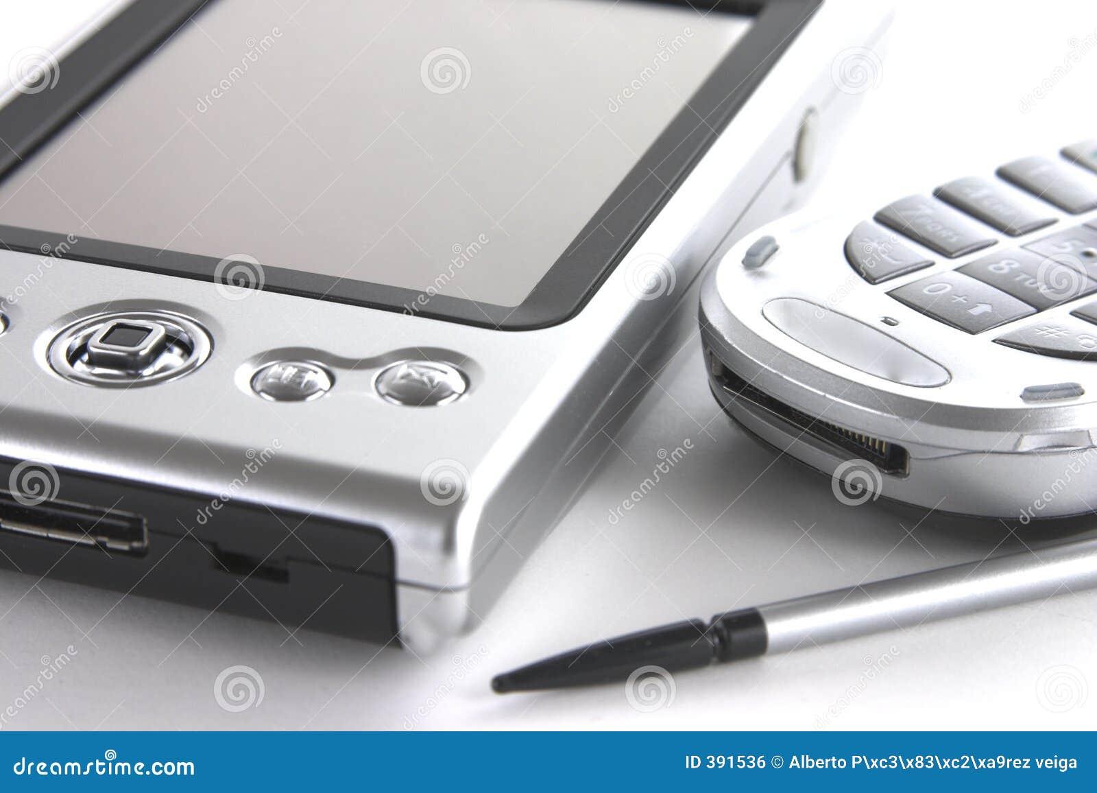 κινητό τηλέφωνο pda