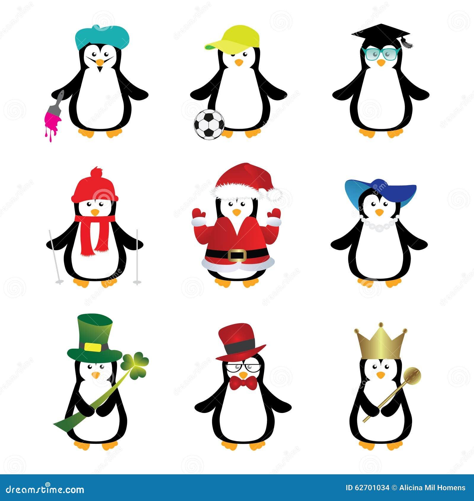 Κινούμενα σχέδια Penguins