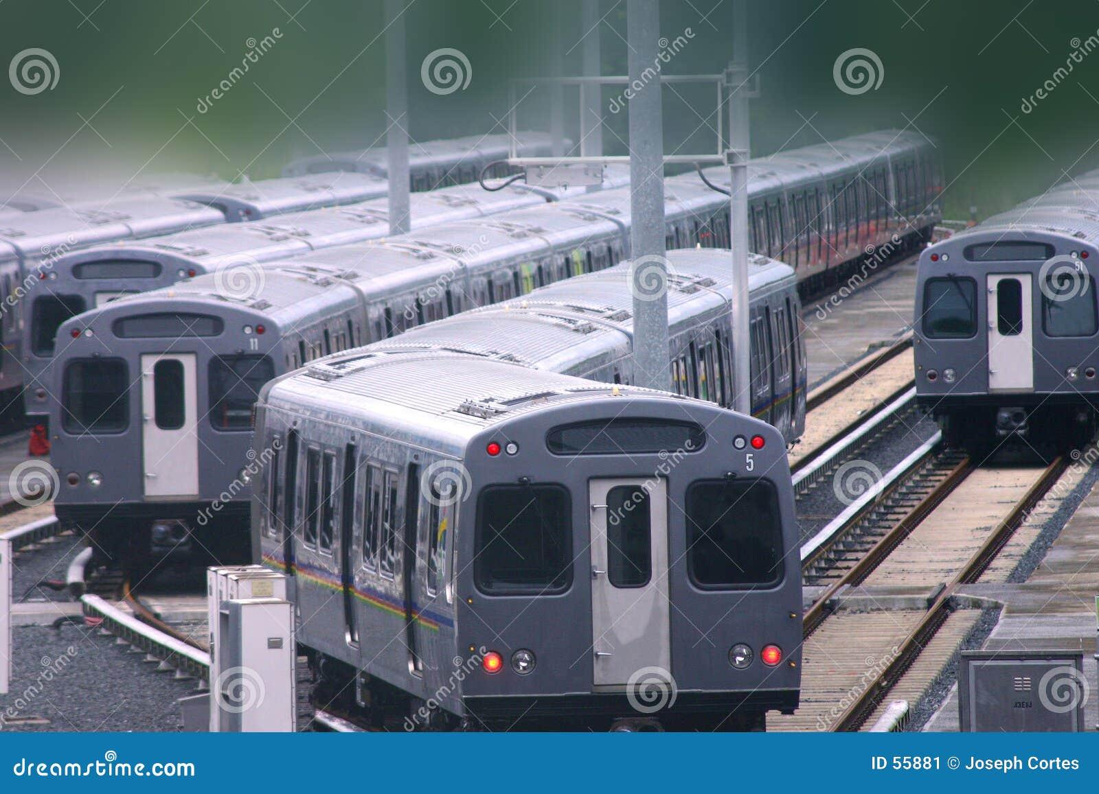 κινούμενο τραίνο