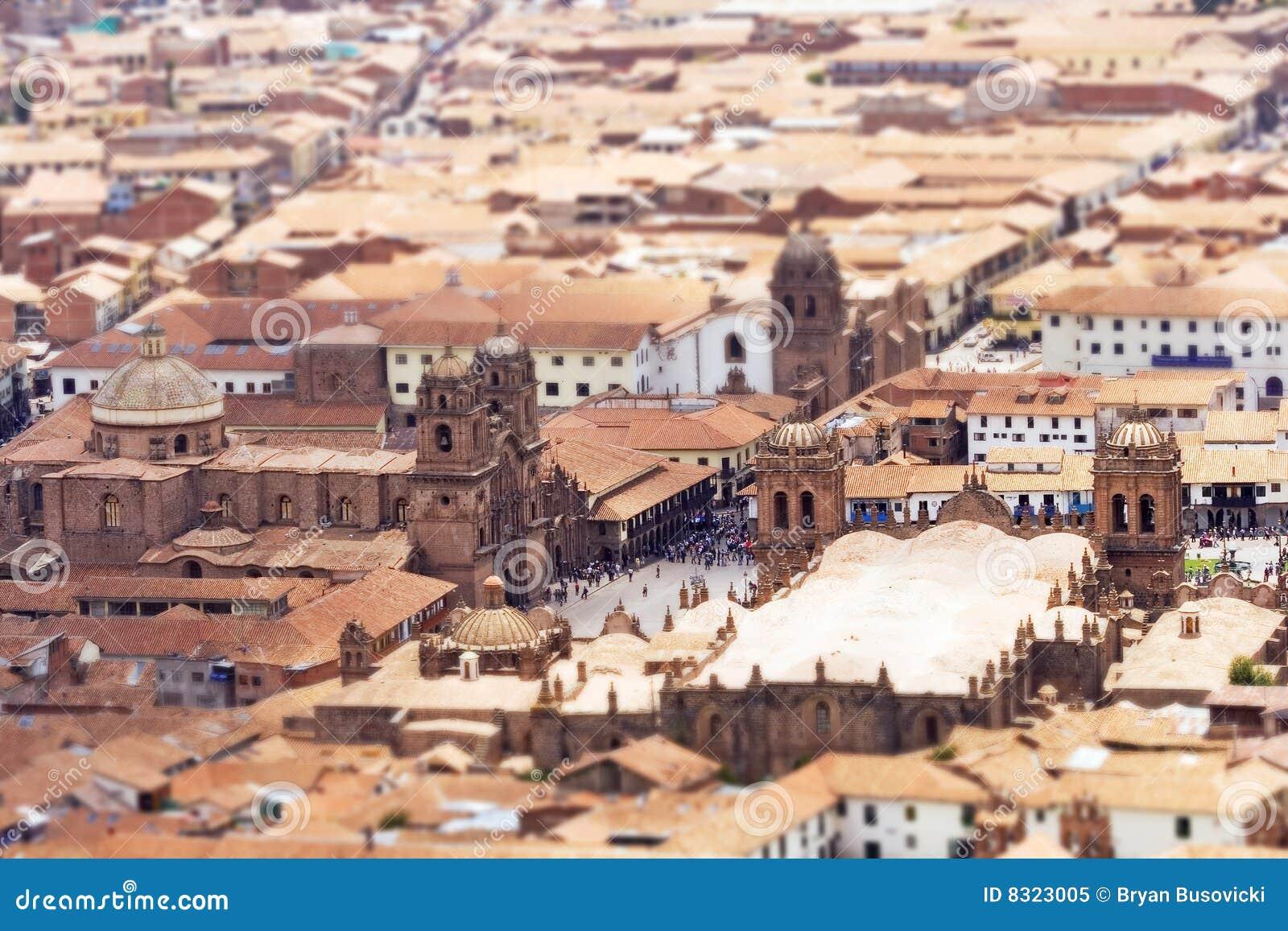 κλίση μετατόπισης cusco