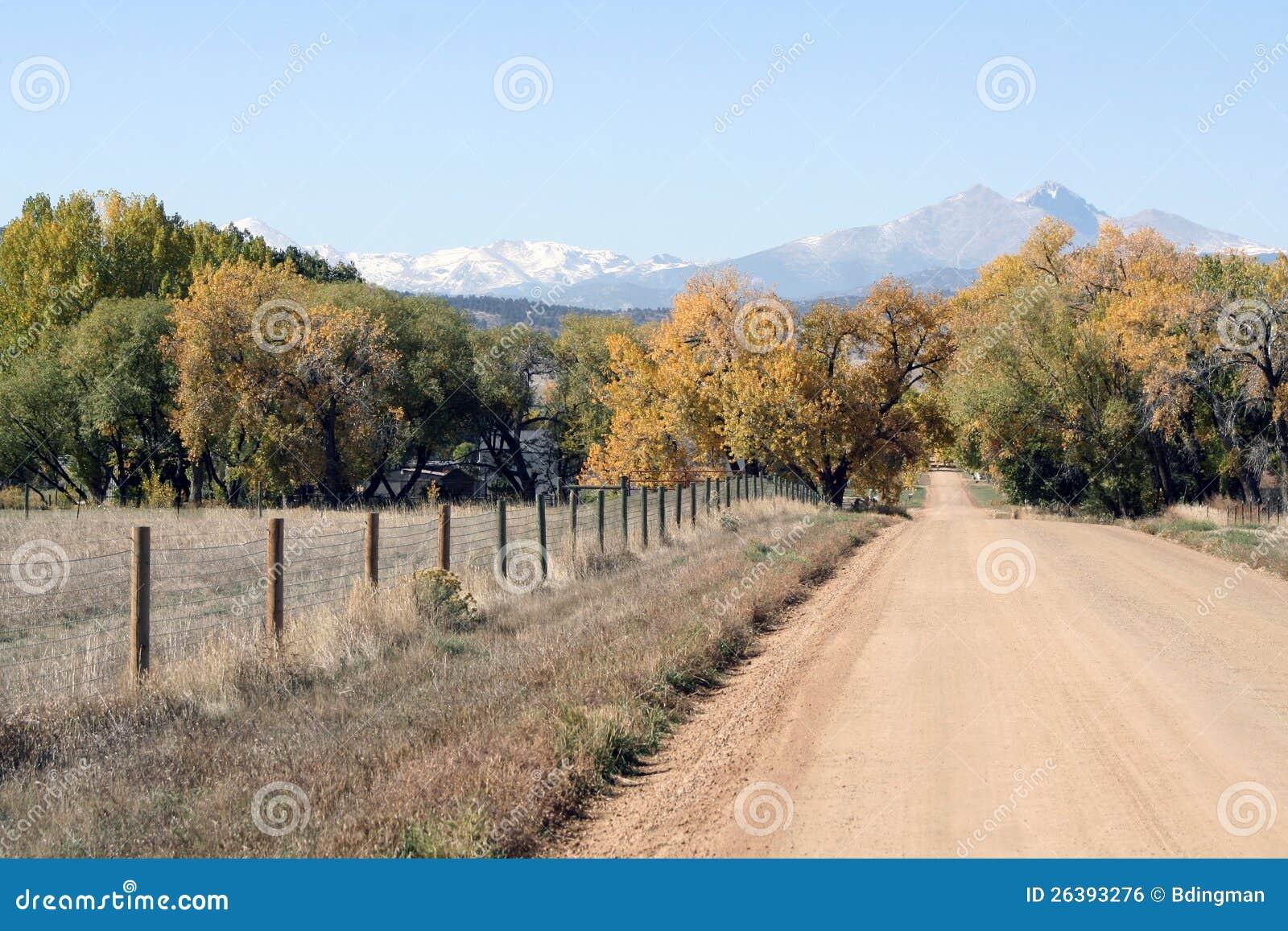 Κλασική σκηνή του Κολοράντο