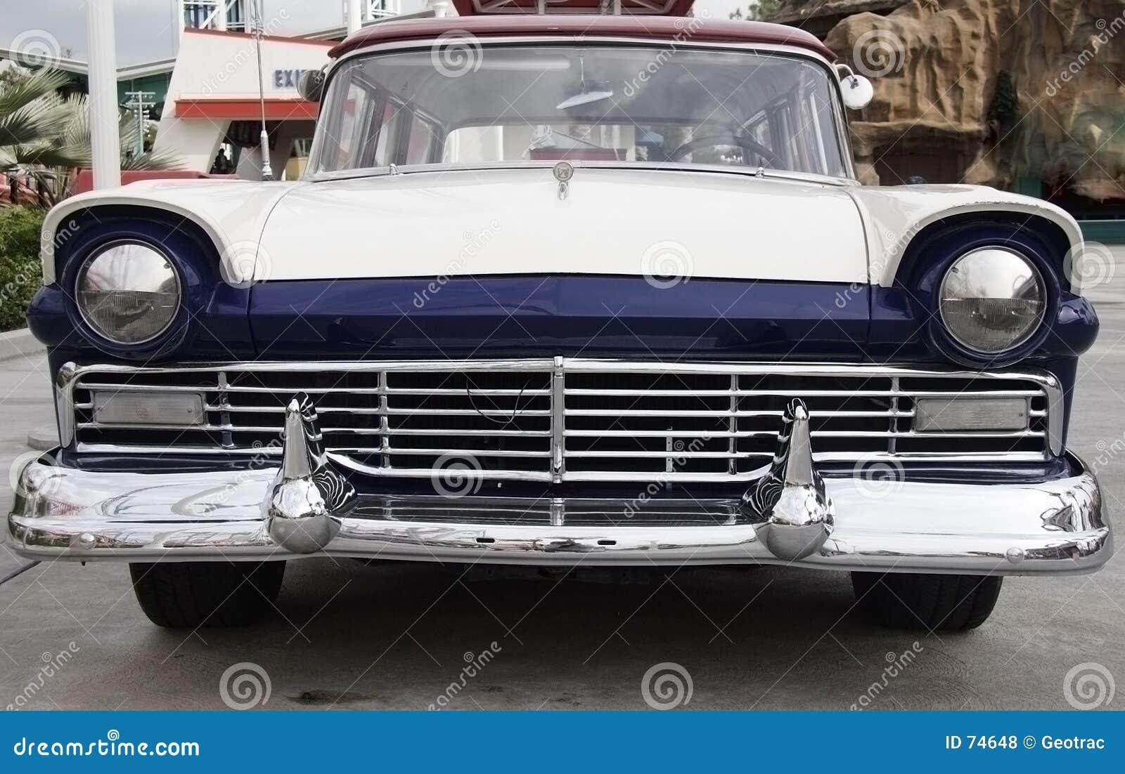 κλασικός τρύγος αυτοκινήτων