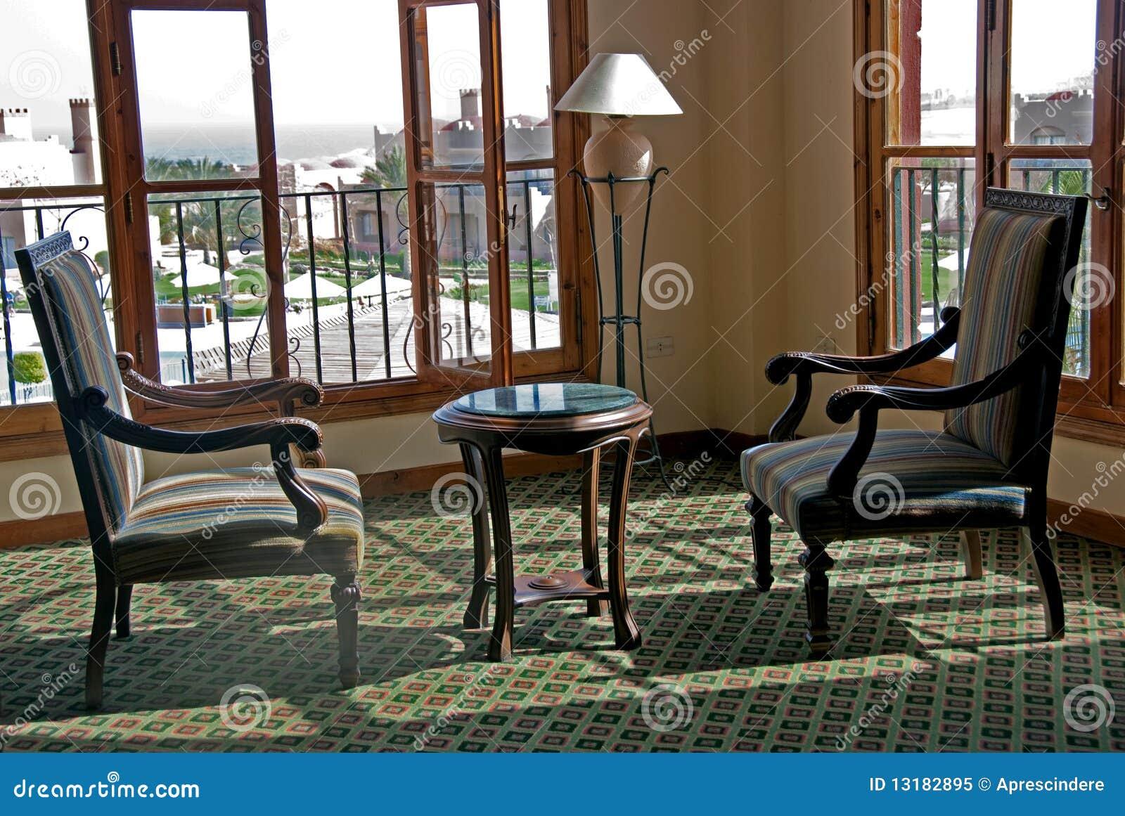 Κλασικό καθιστικό