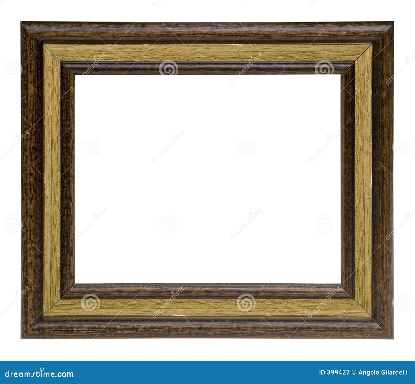 κλασικό πλαίσιο ξύλινο