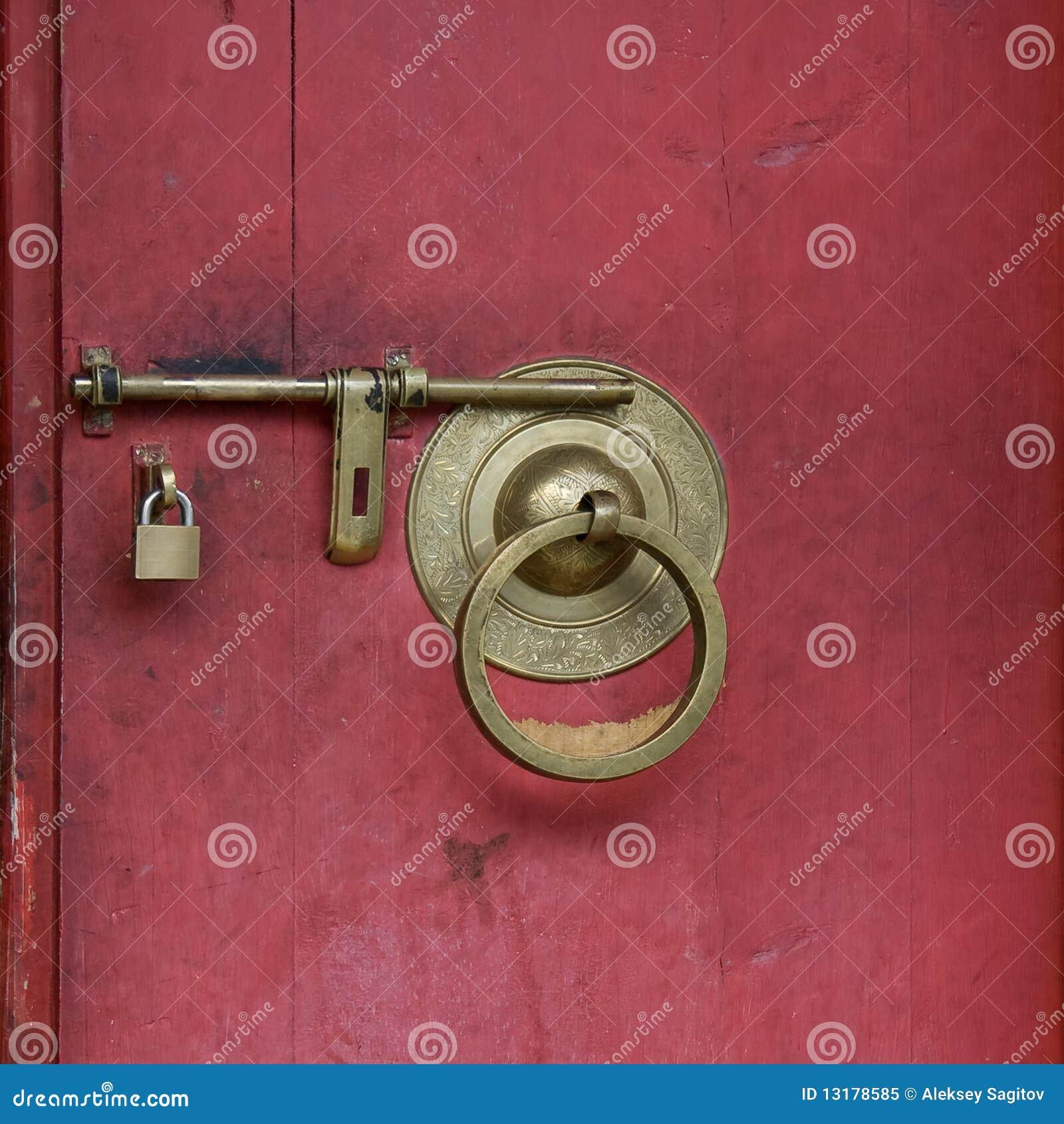 κλείδωμα πορτών