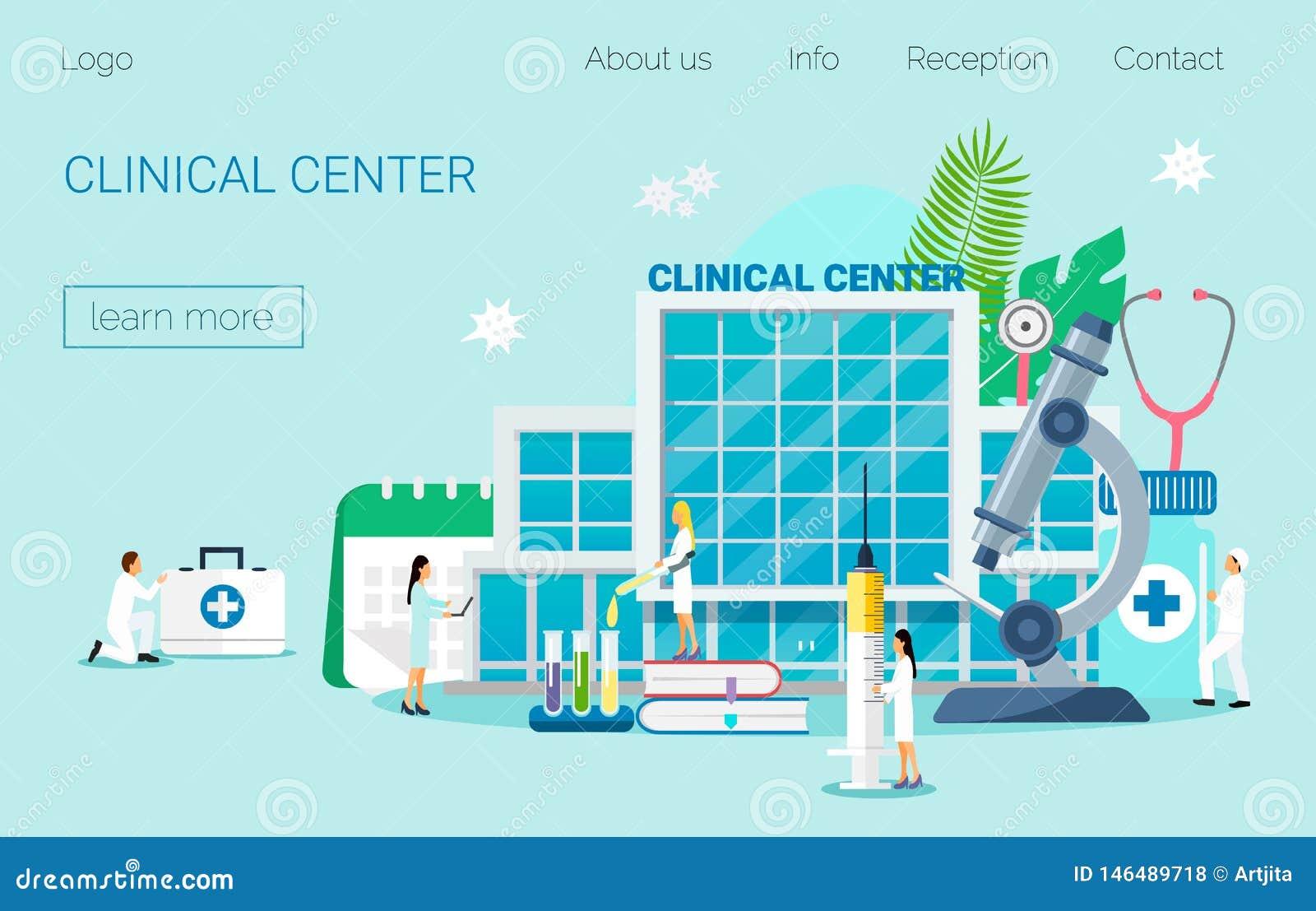 Κλινικό κέντρο