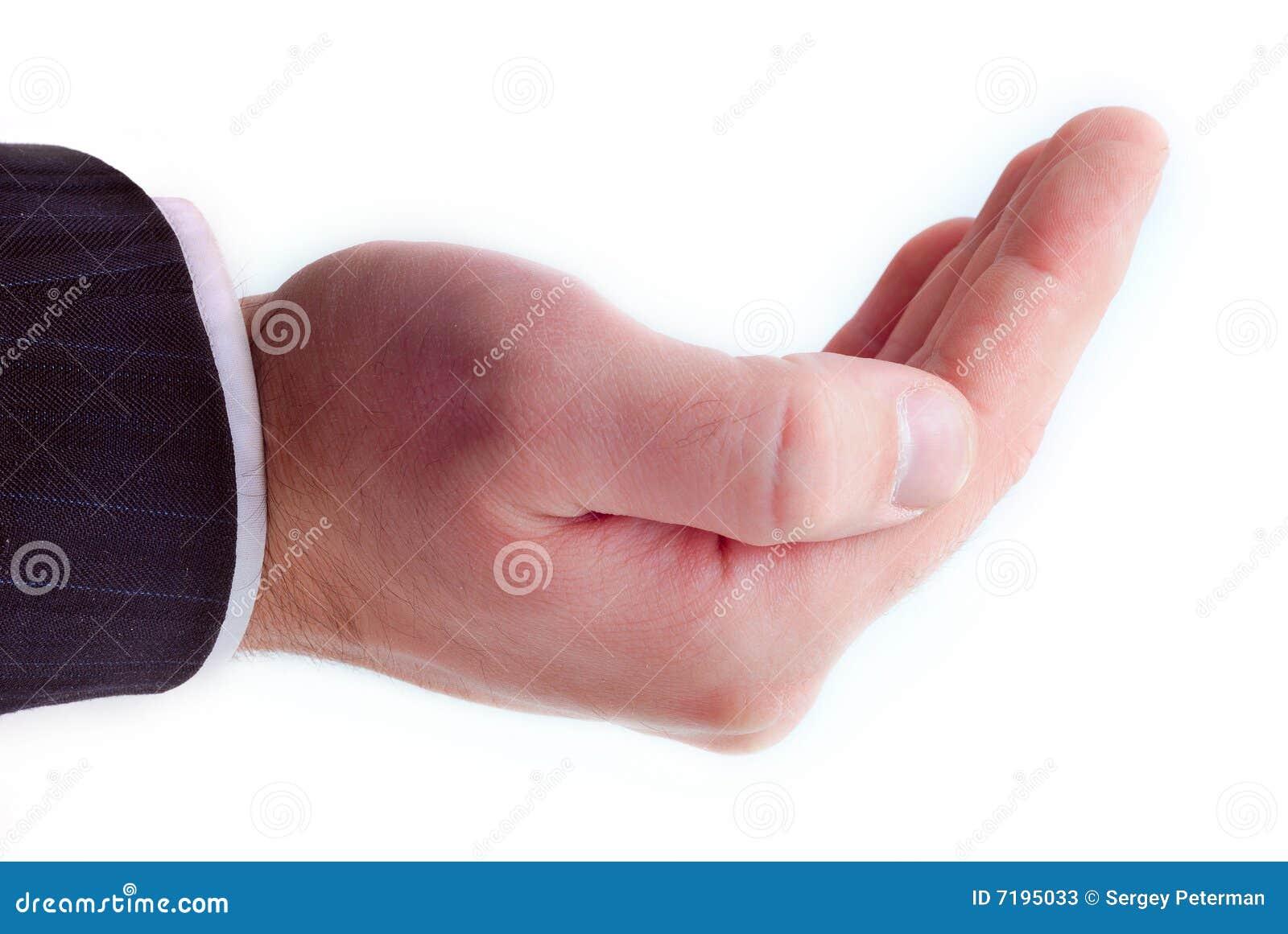 κοίλο χέρι