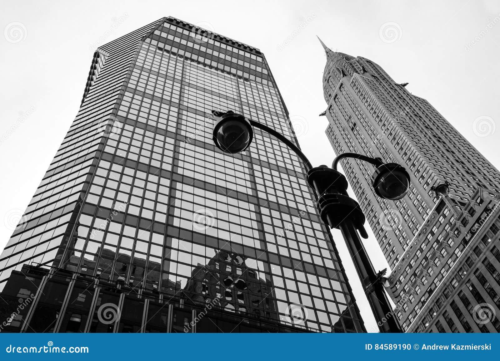 Κοίταγμα επάνω σε NYC