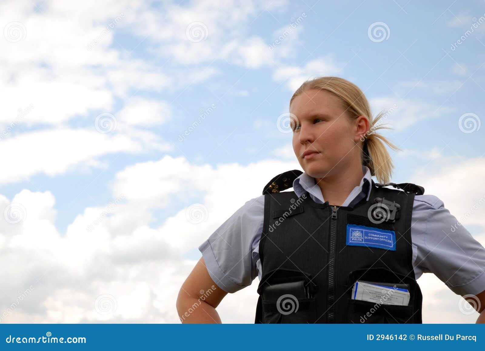 κοινοτική αστυνομία ανώτερων υπαλλήλων