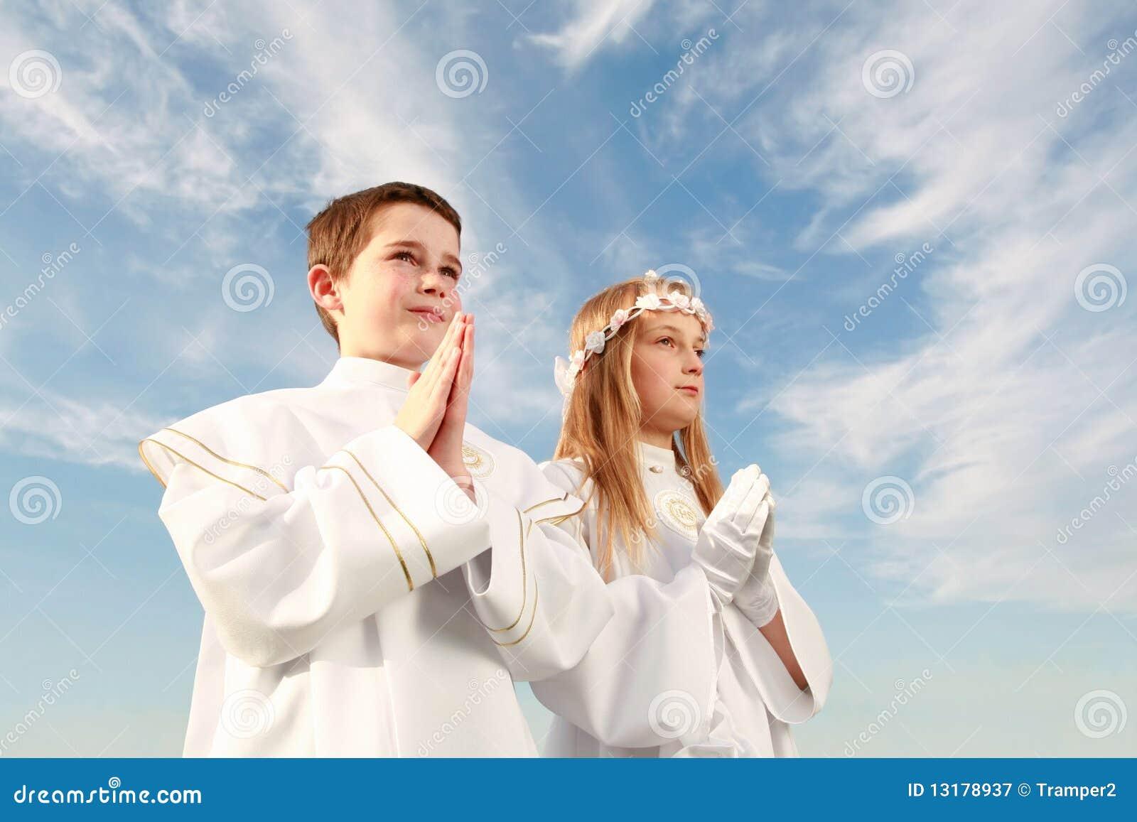 κοινωνία ιερή