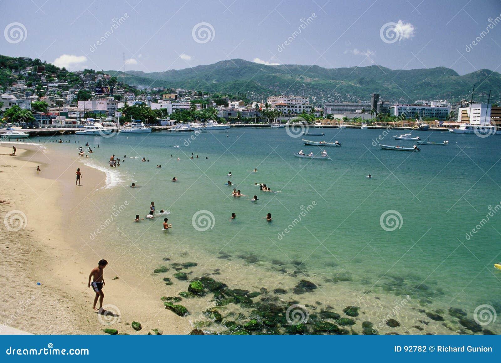κοινό παραλιών acapulco