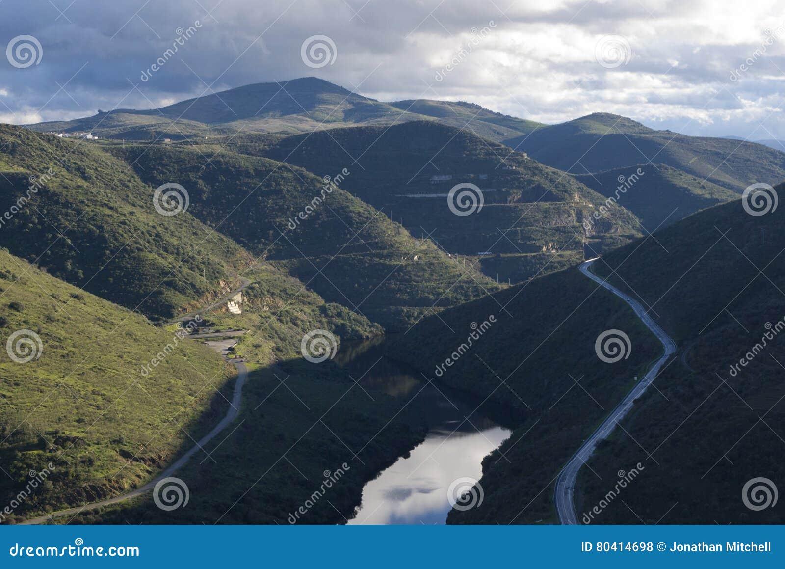 Κοιλάδα Douro Πορτογαλία Coa