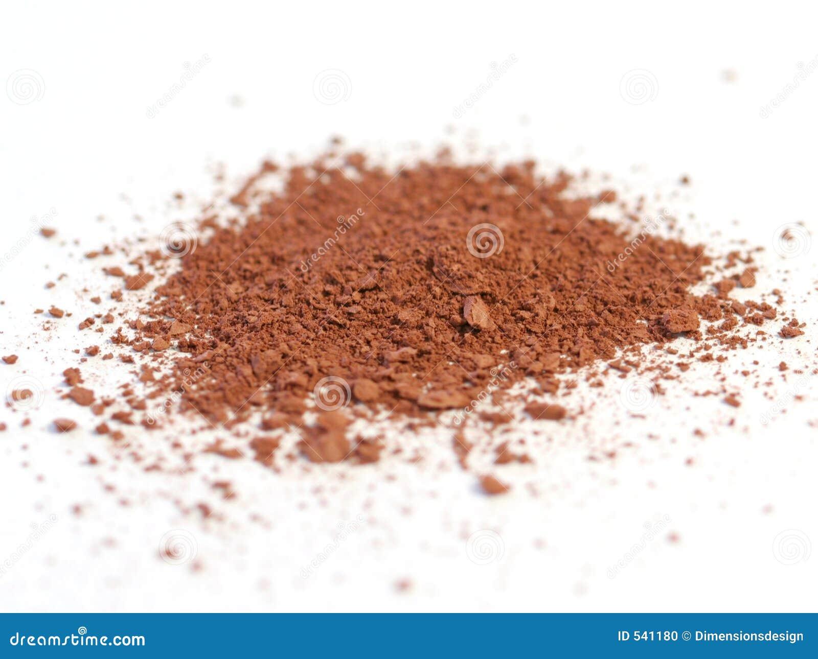 κοκκινίστε σκόνη