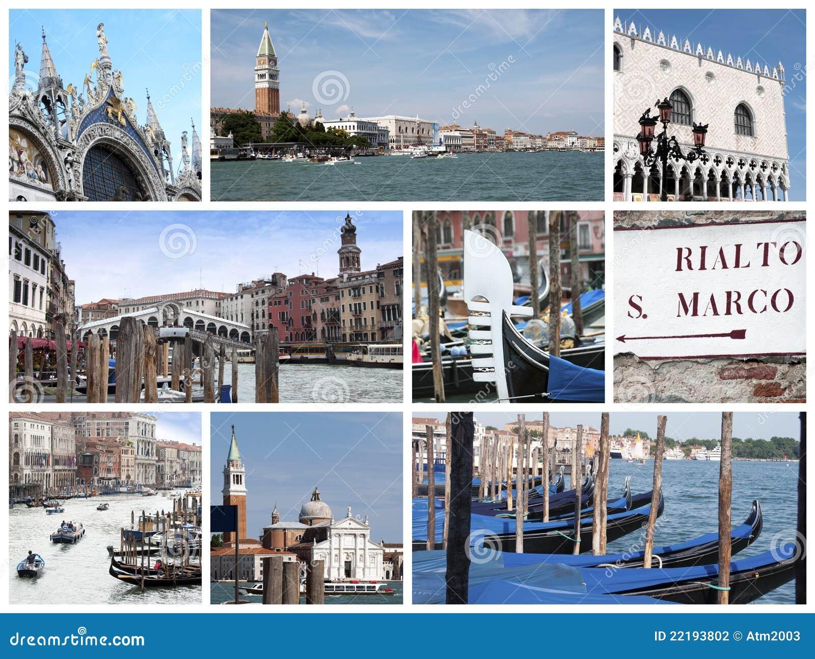 κολάζ Βενετία