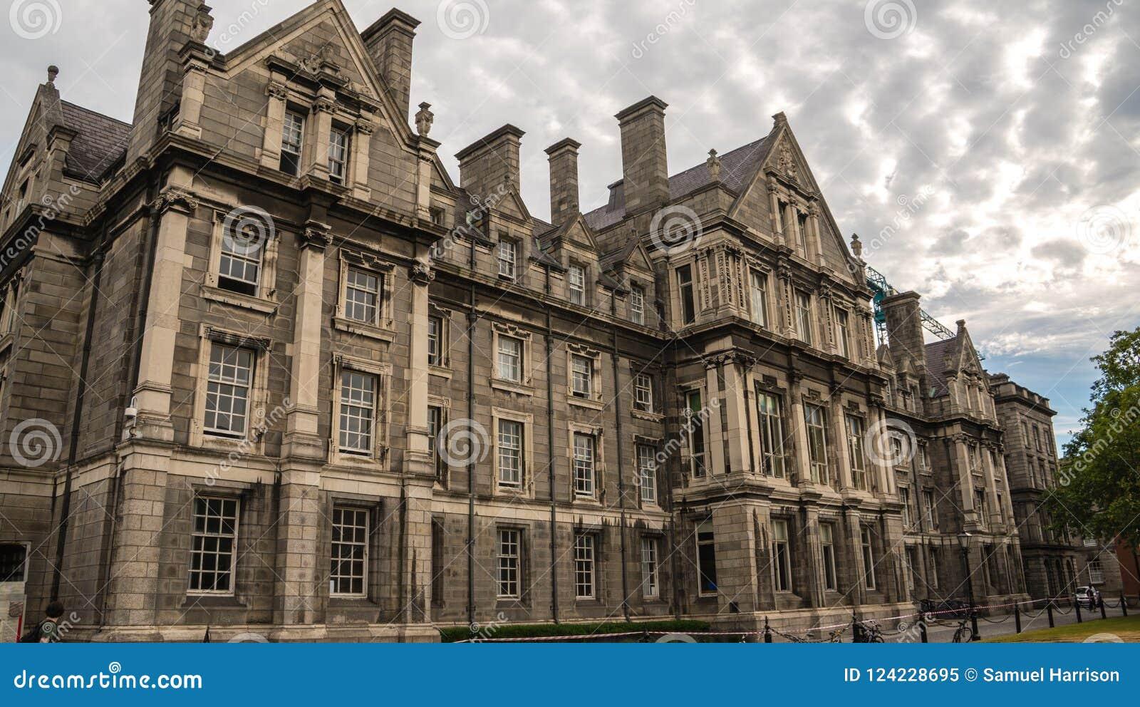 Κολλέγιο τριάδας στο Δουβλίνο Ιρλανδία
