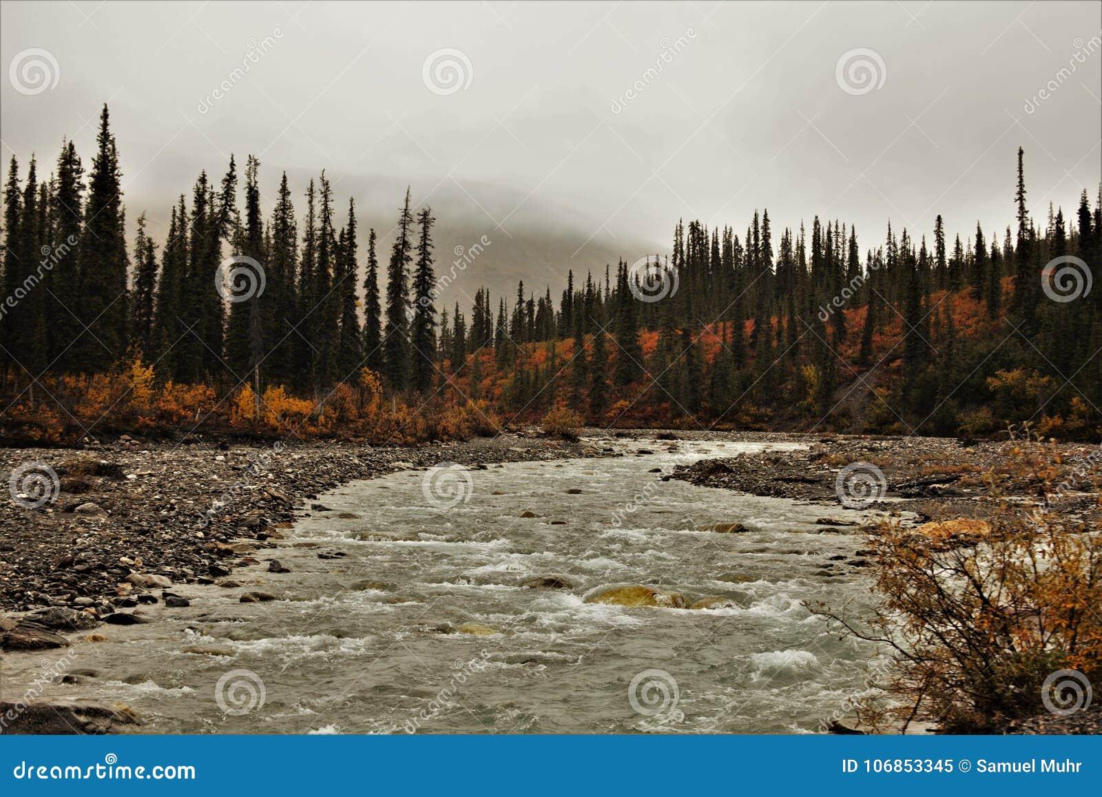 Κολπίσκος Kuyuktuvuk, Γκέιτς του αρκτικών εθνικών πάρκου και της κονσέρβας, Αλάσκα