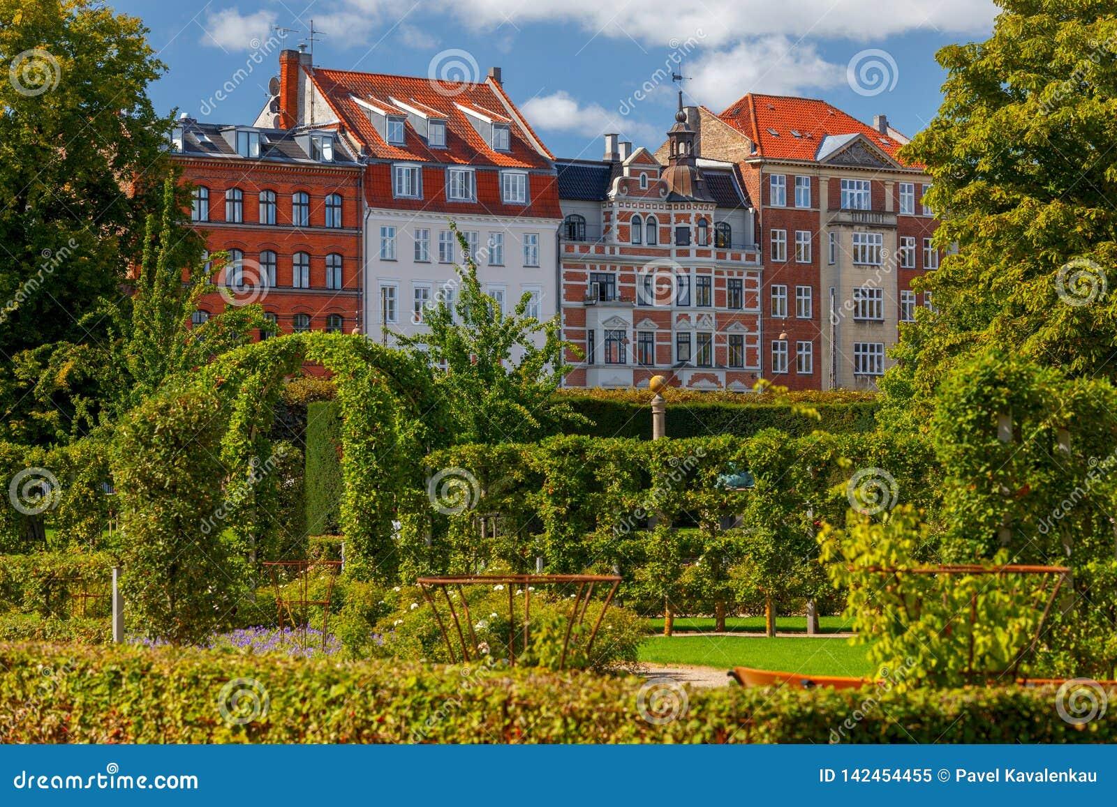 Κοπεγχάγη τρόπος πάρκων πόλεων