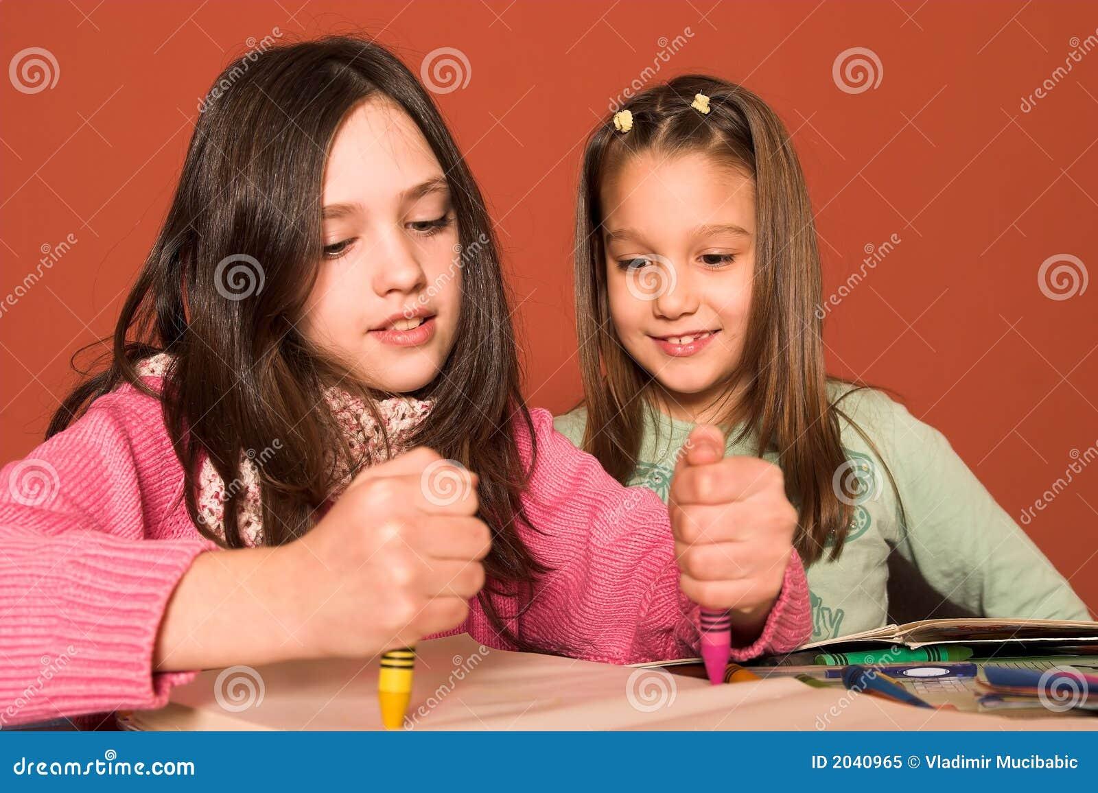 κορίτσια σχεδίων
