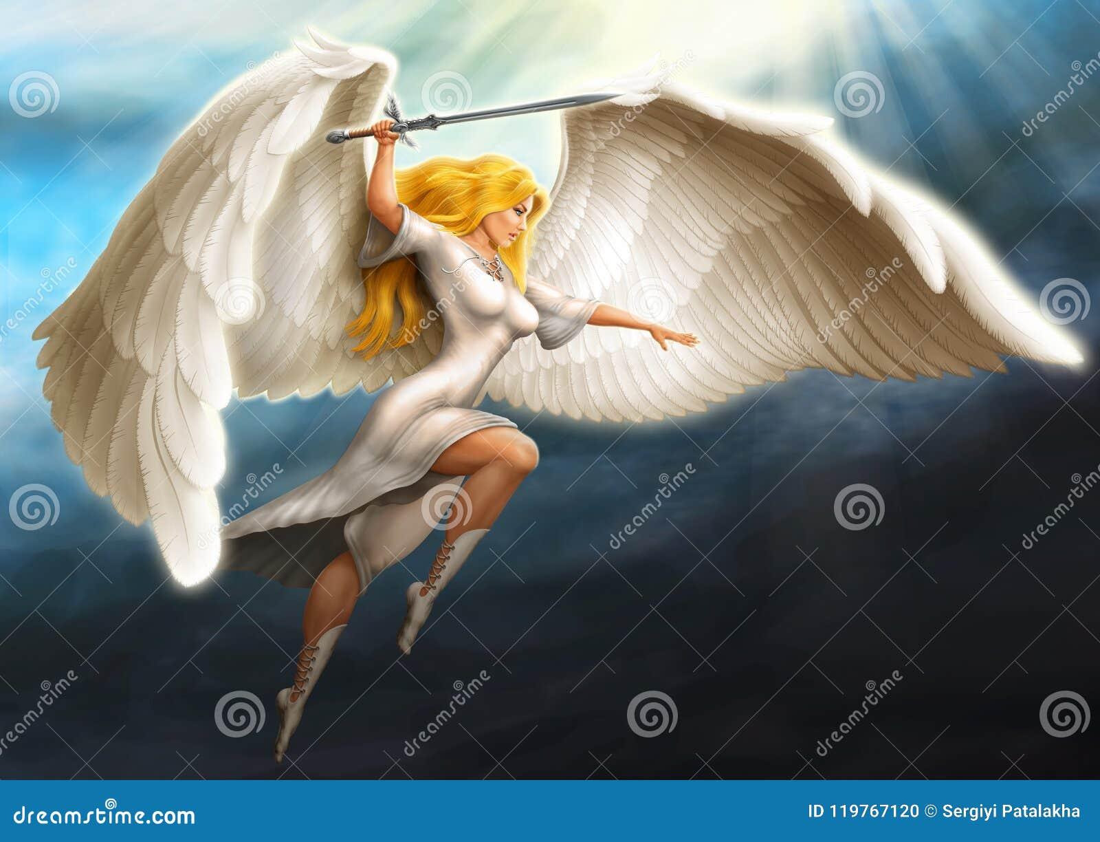 Κορίτσι - ένας άγγελος