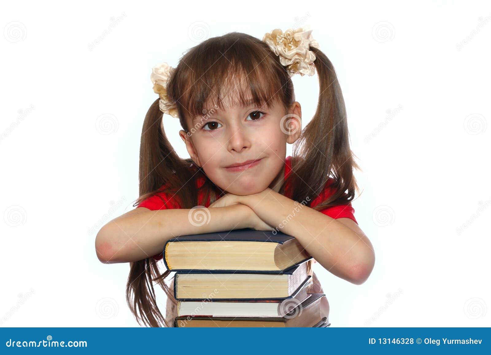 κορίτσι βιβλίων