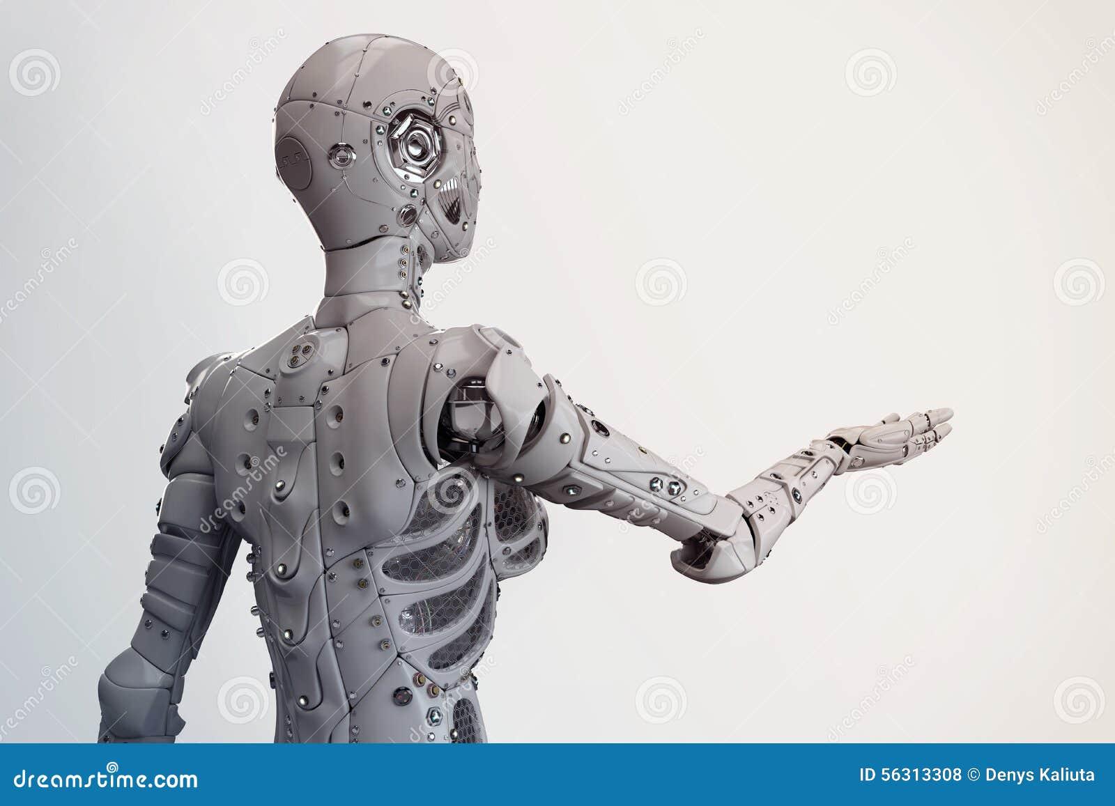 Κορίτσι ρομπότ
