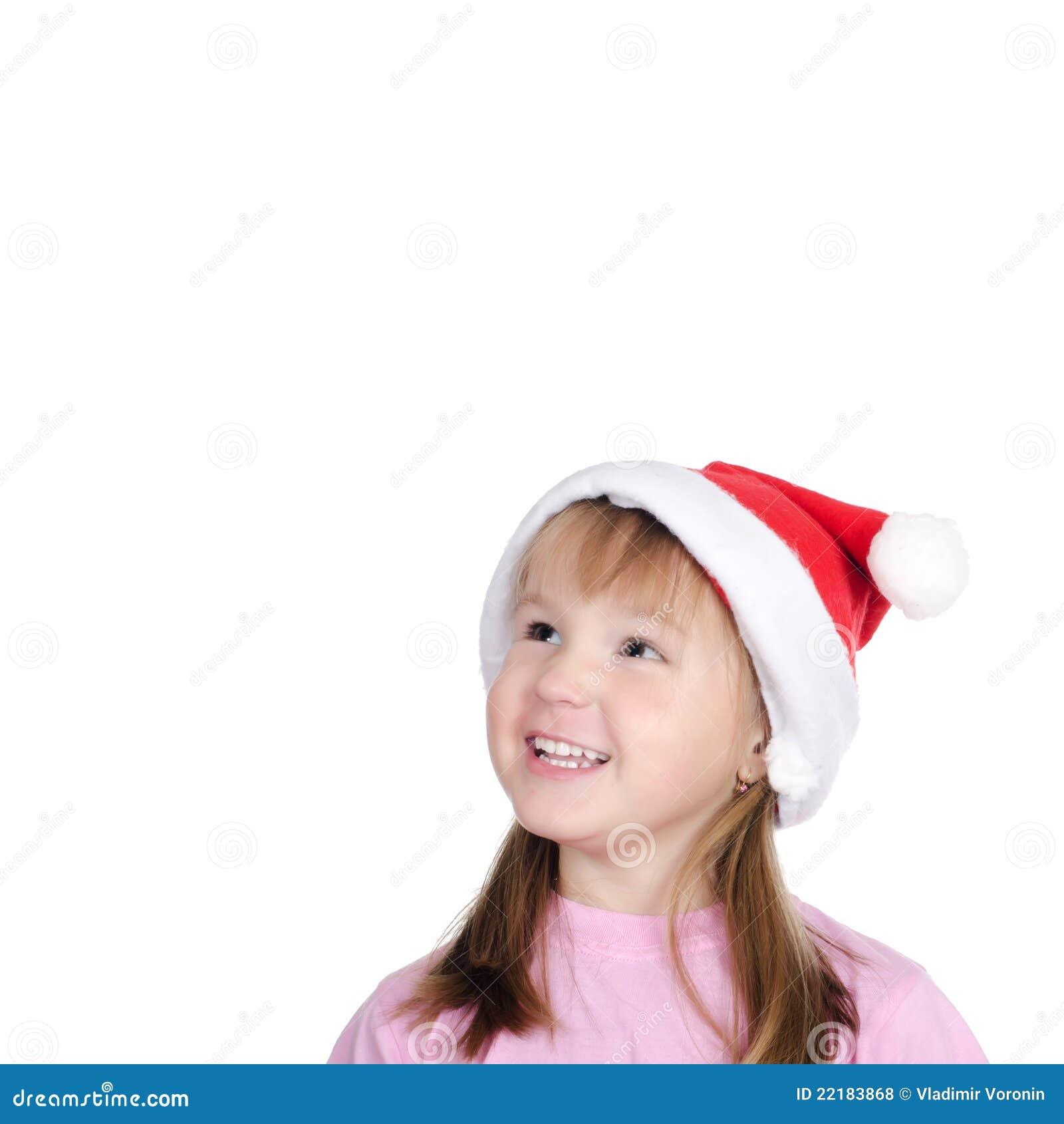 κορίτσι Χριστουγέννων λί&gamma