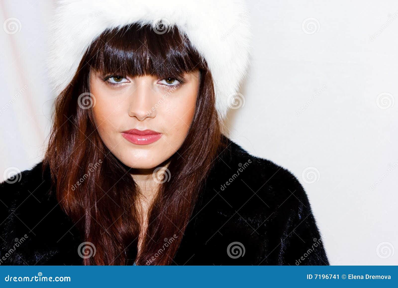 κορίτσι brunette