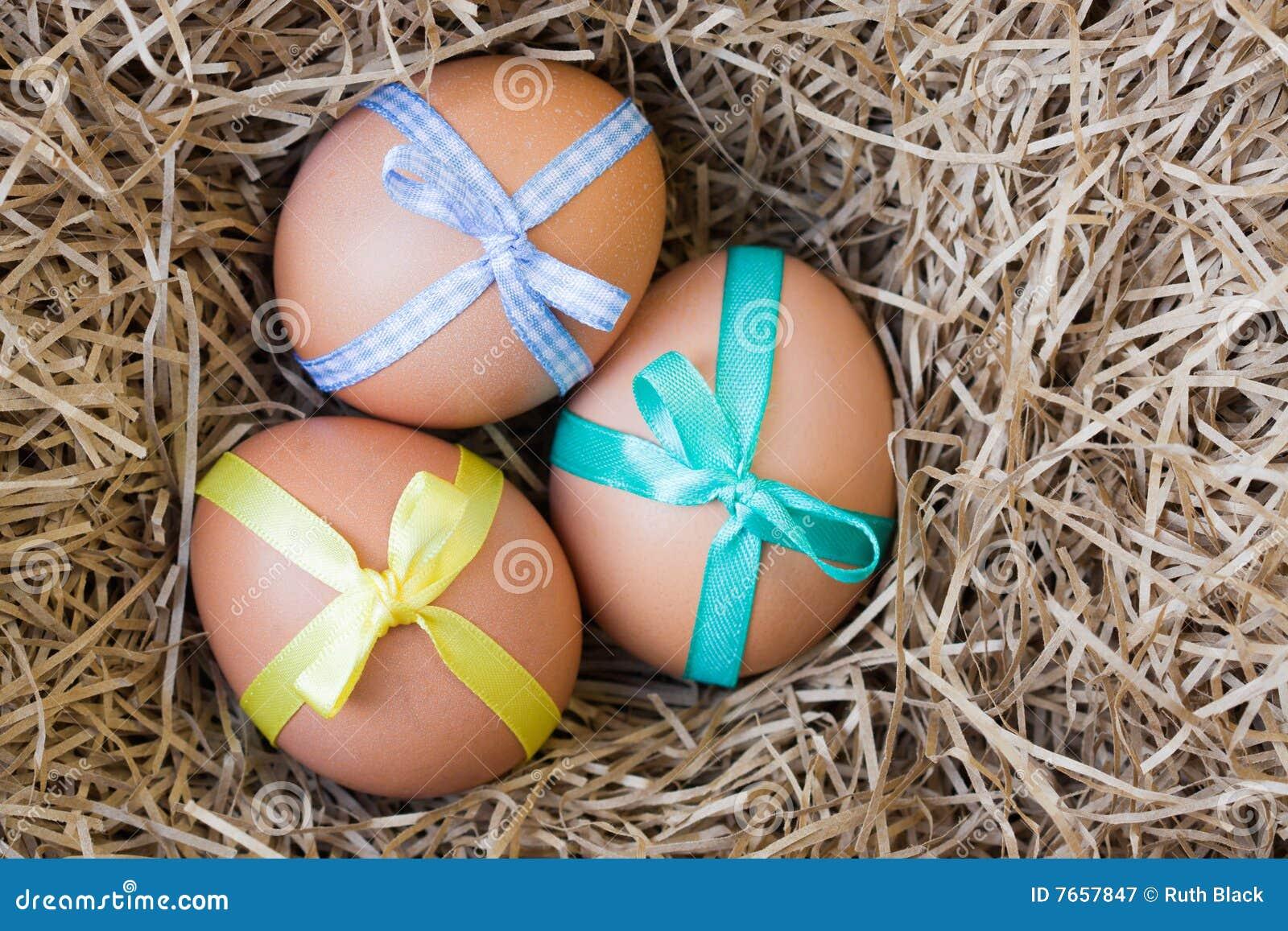 κορδέλλα αυγών Πάσχας πο&u