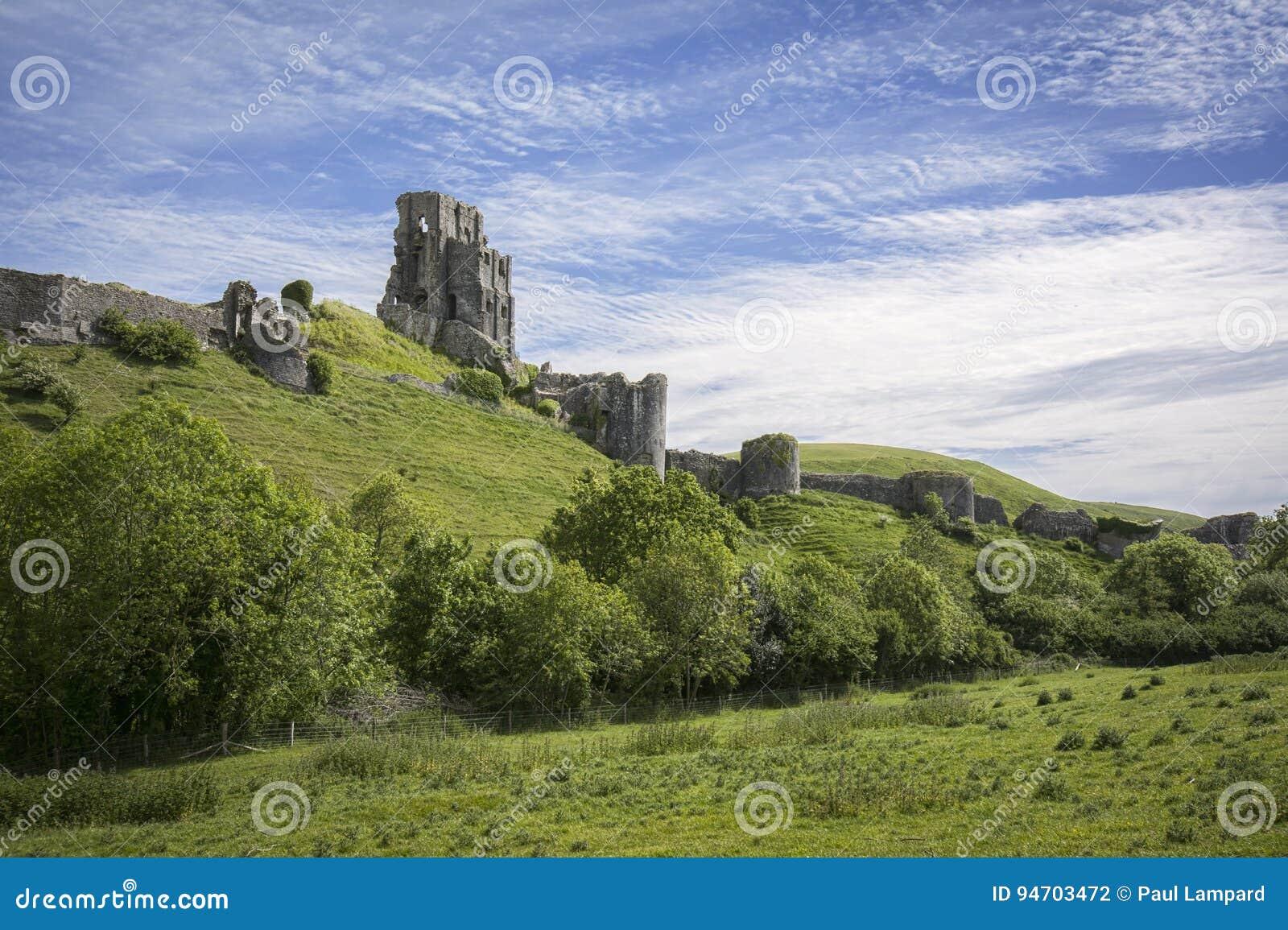 Κορσές του Castle Corfe