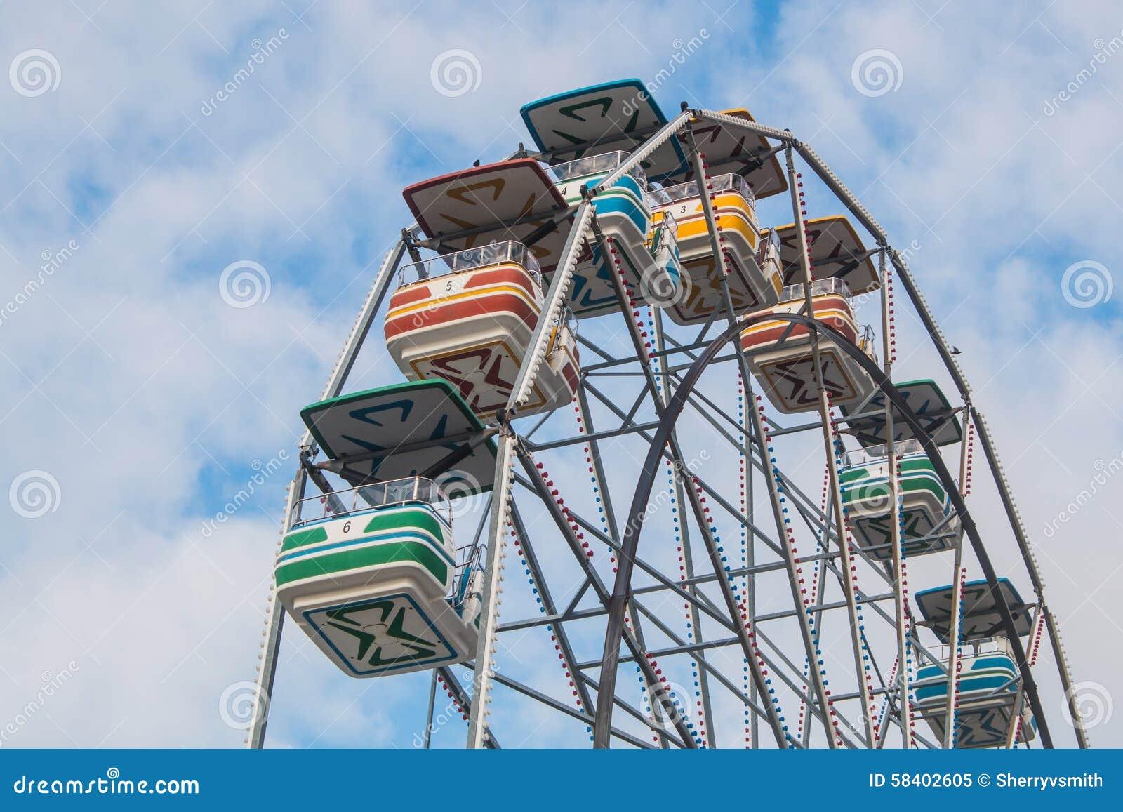 Κορυφή ροδών Ferris