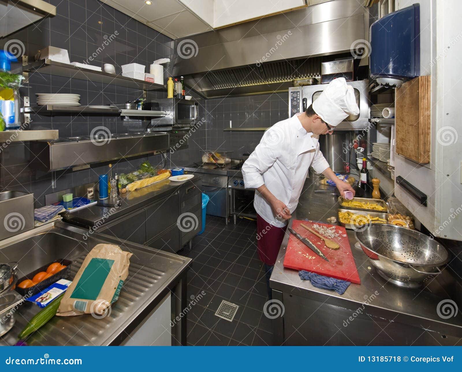 κουζίνα αρχιμαγείρων
