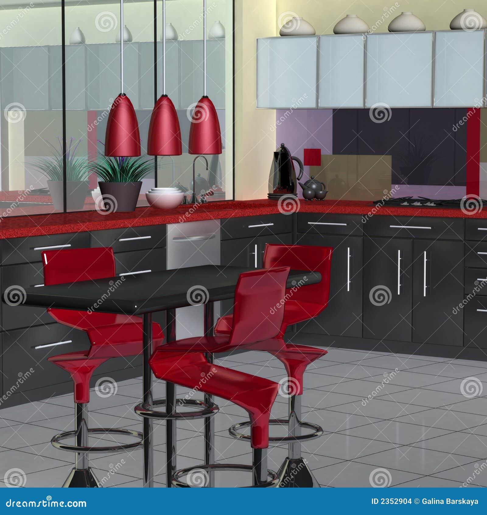 κουζίνα σύγχρονη