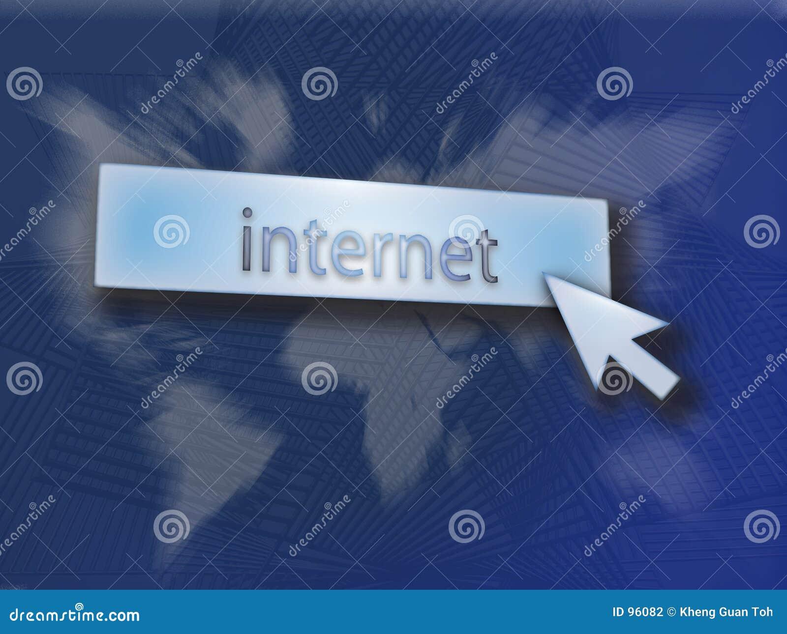 κουμπί Διαδίκτυο