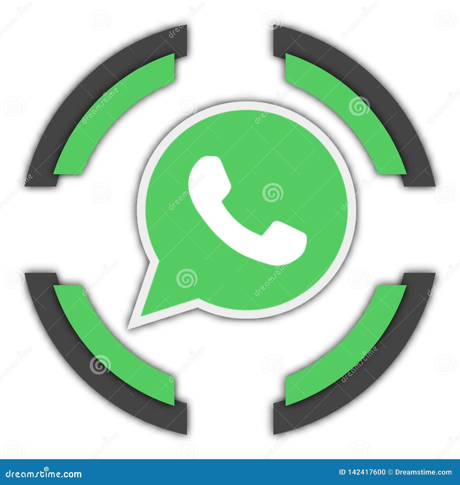 Κουμπί Whatsapp