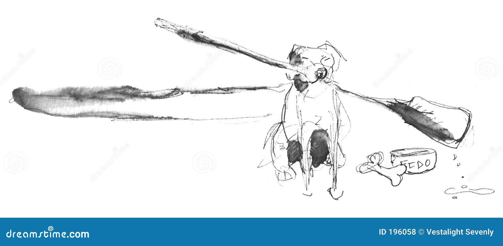 κουπί σκυλιών
