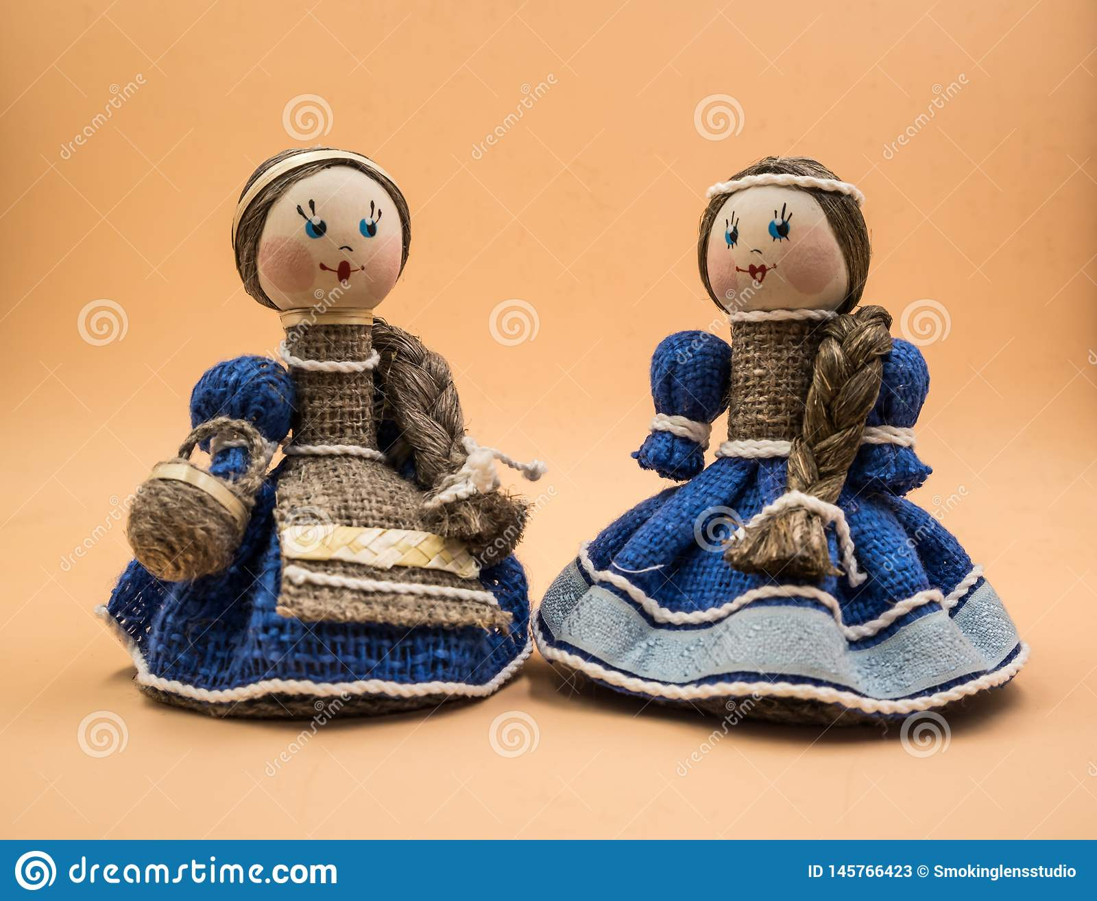 Κούκλες Bellarusian, παιχνίδια