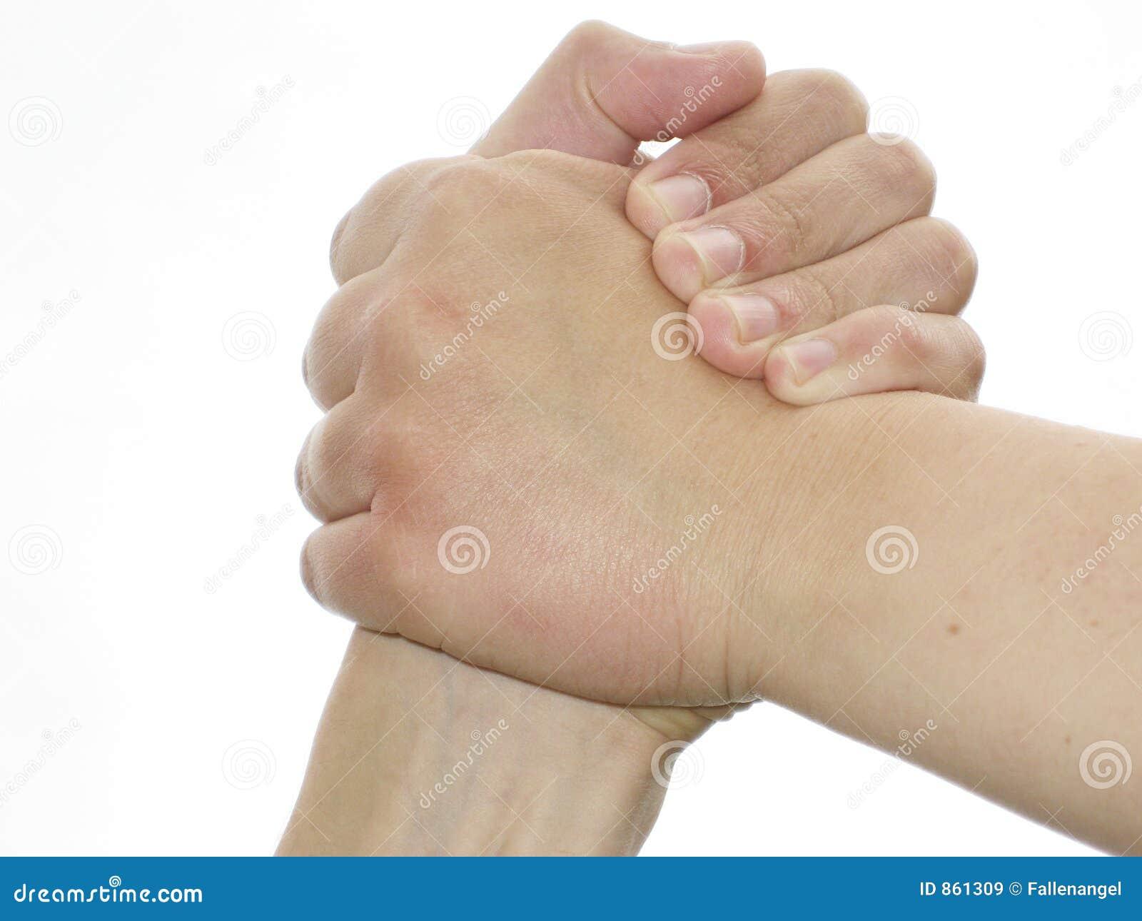 κούνημα χεριών