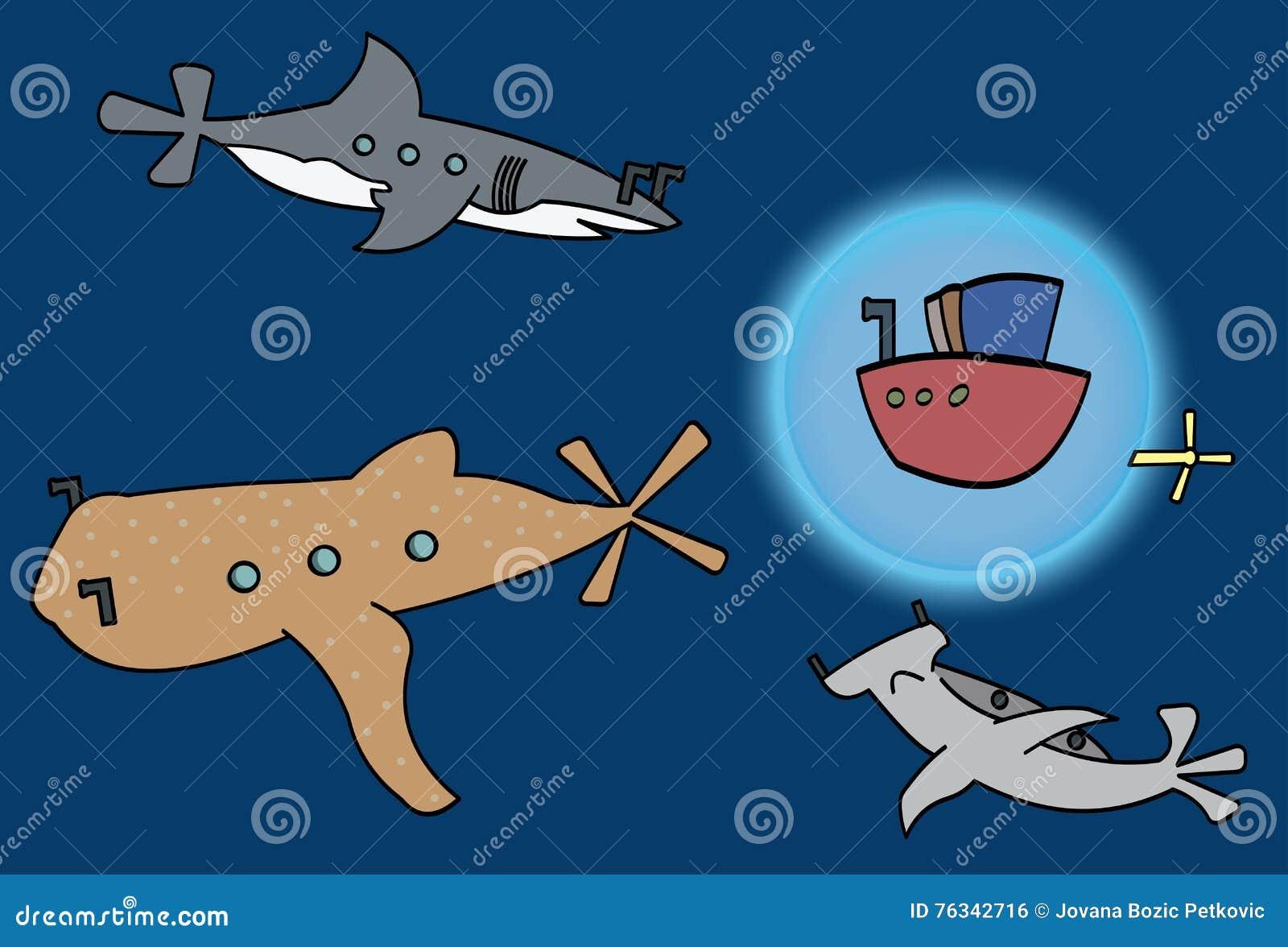 κολύμβηση καρχαριών