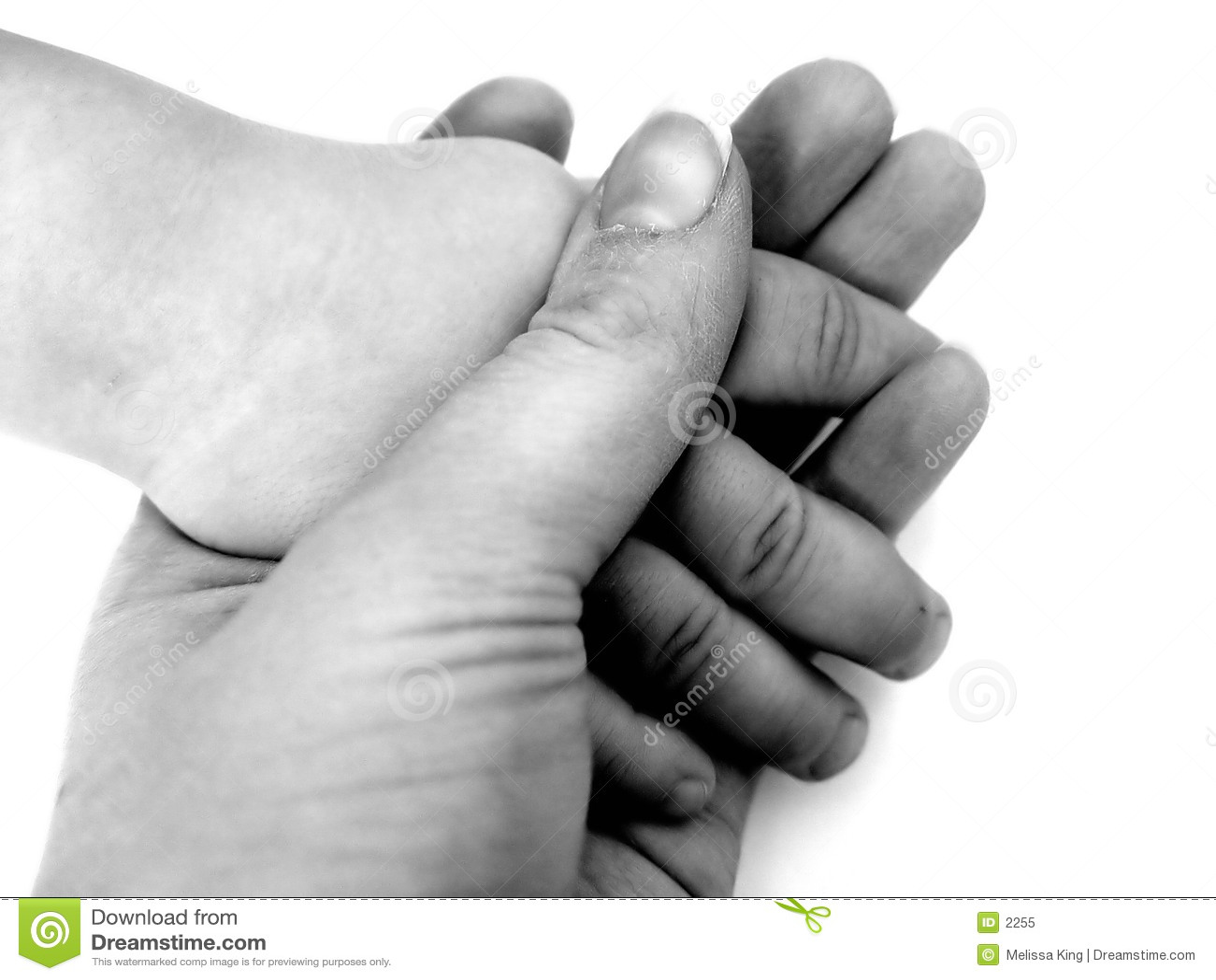 κράτημα χεριών