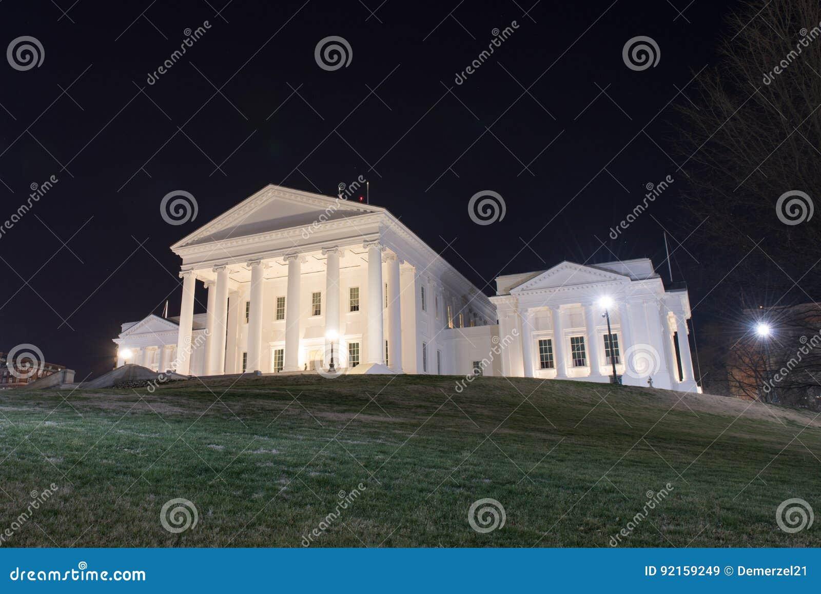 Κράτος της Βιρτζίνια Capitol - Ρίτσμοντ, Βιρτζίνια