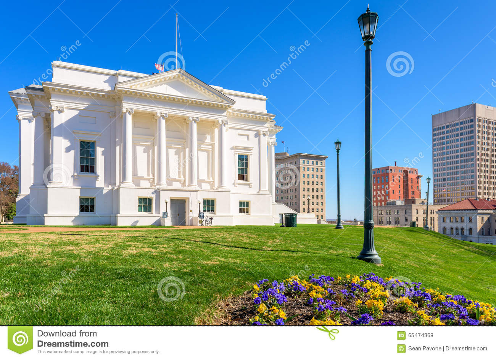 Κράτος Capitol του Ρίτσμοντ Βιρτζίνια