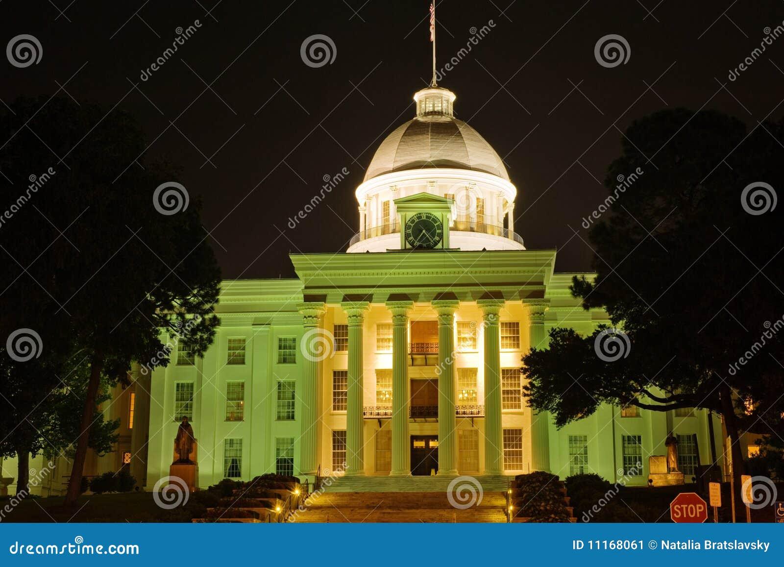 κράτος capitol alamaba