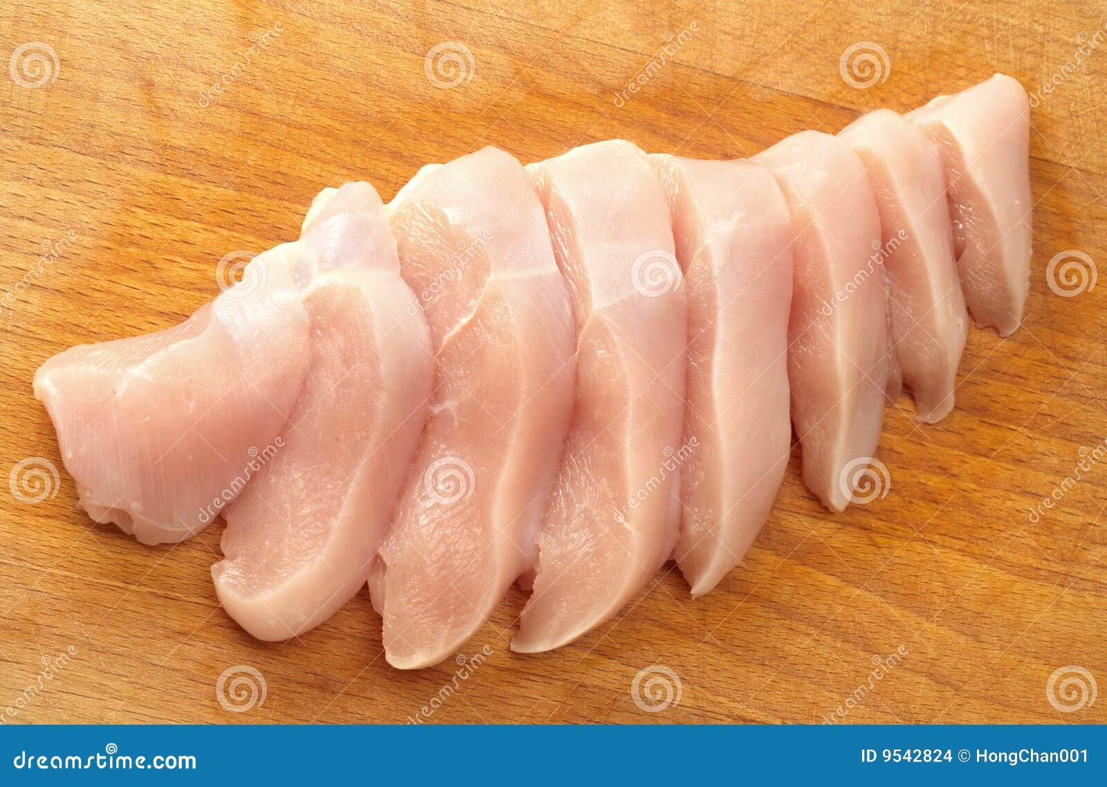 κρέας κοτόπουλου στηθών