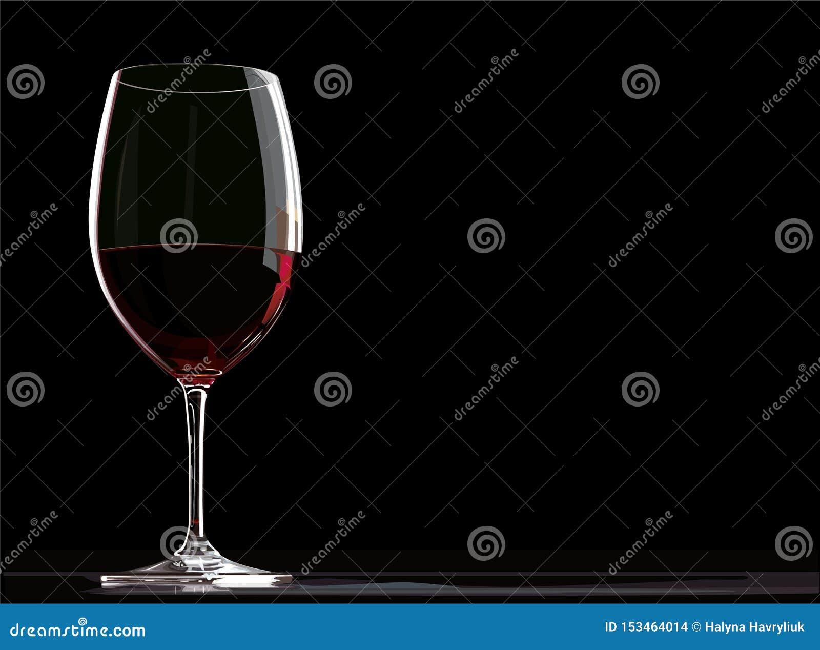 Κρασί, ο Μαύρος, υπόβαθρο, κόκκινο, γυαλί, που απομονώνεται, οινόπνευμα, wineglass, ποτό, κρύσταλλο, κινηματογράφηση σε πρώτο πλά