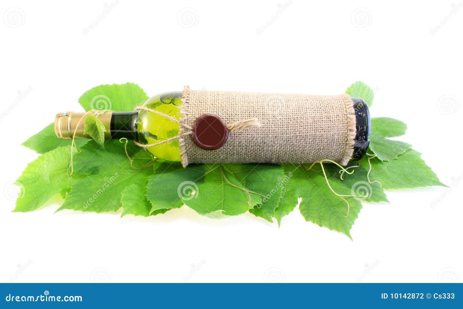 κρασί φύλλων σταφυλιών