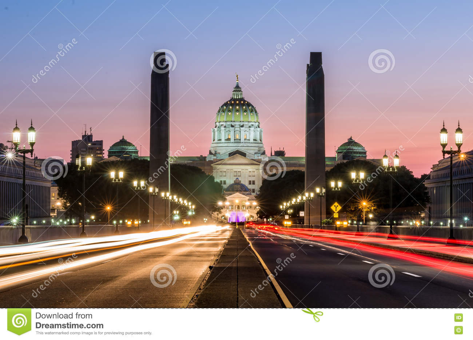 Κρατική οδός Capitol